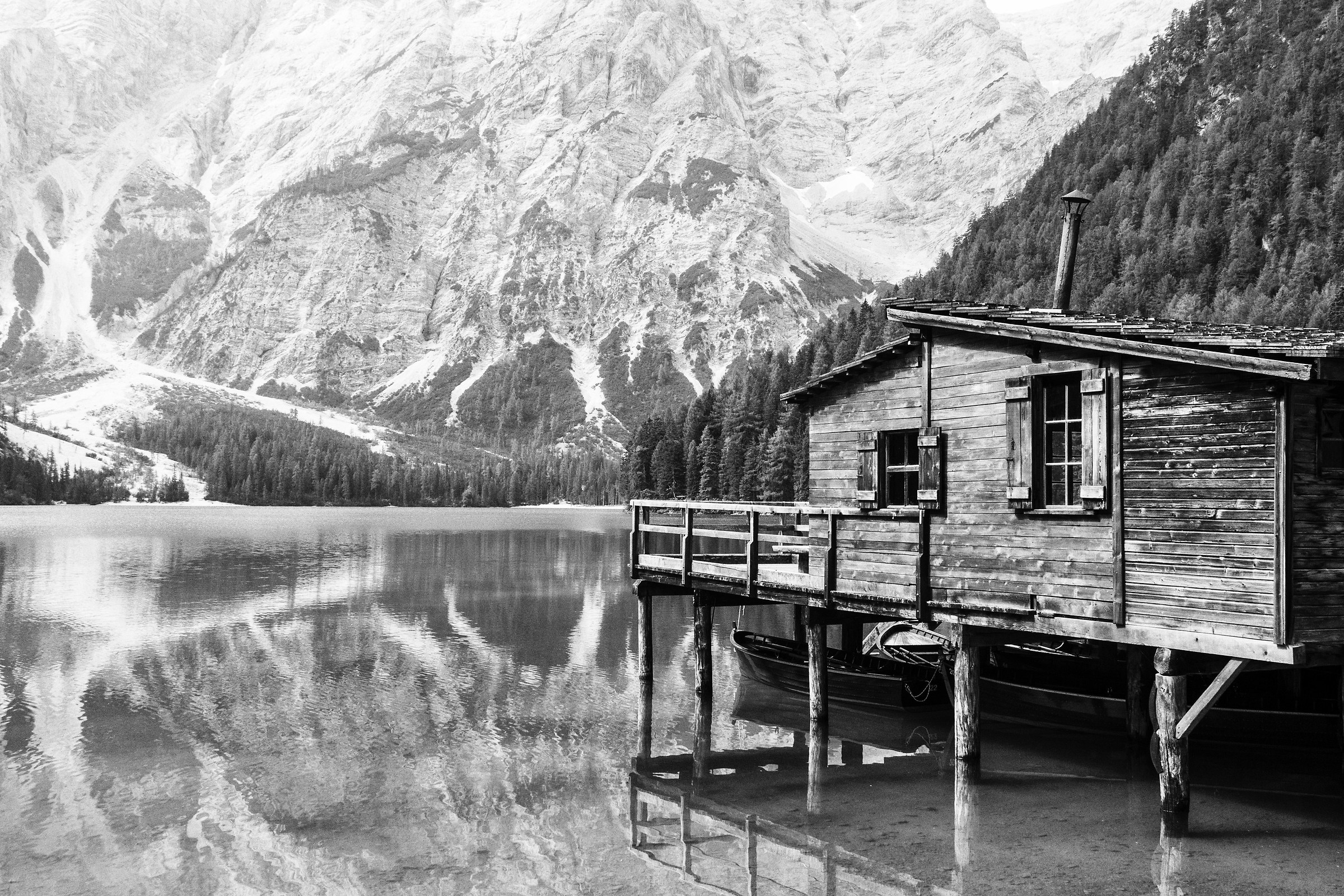 timeless Braies...