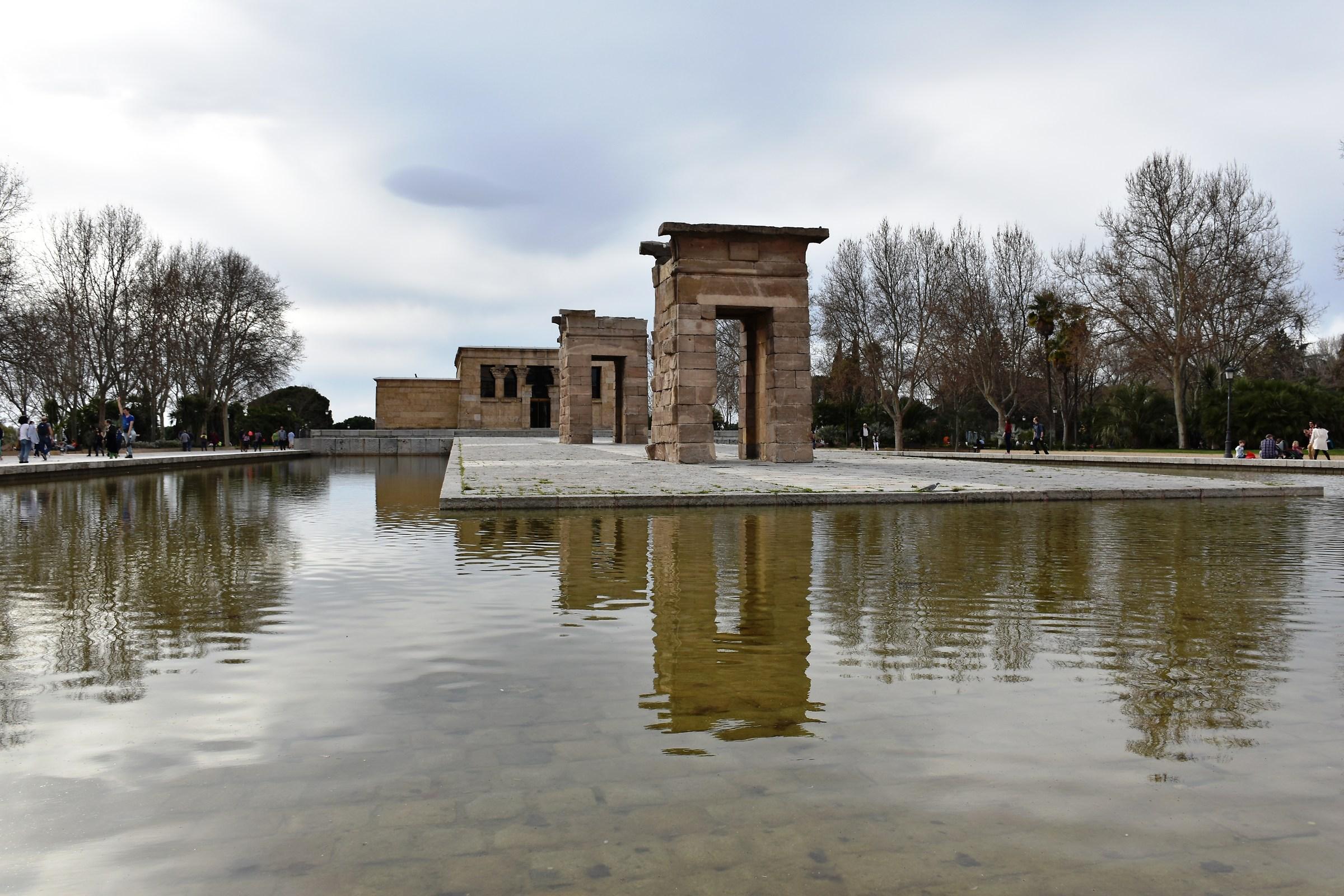 Temple of Debod...