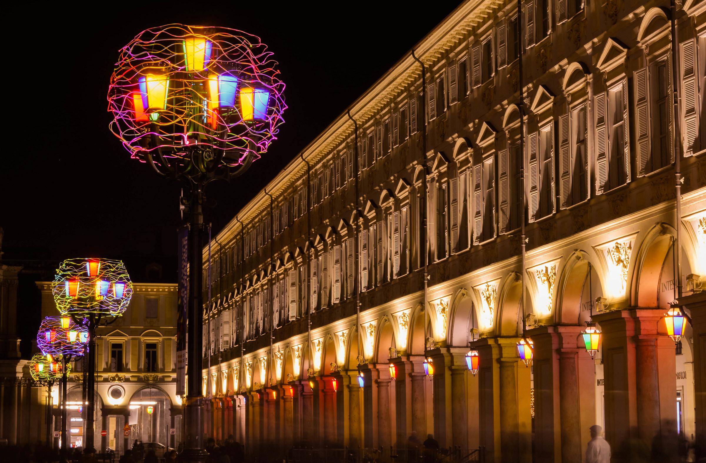 Luci d'artista - Torino...