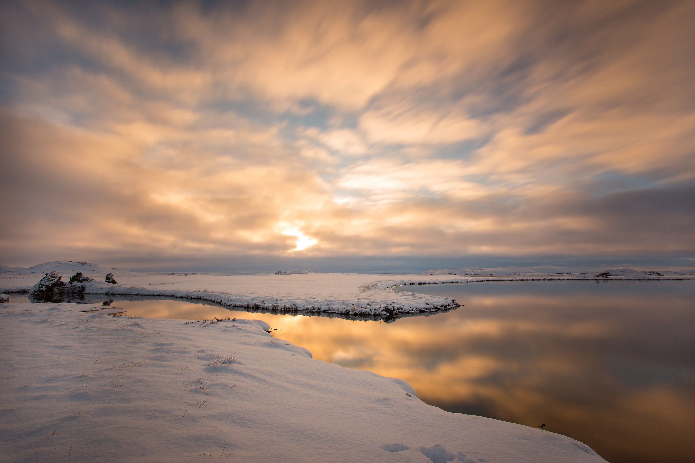 Icelandic Sunset...