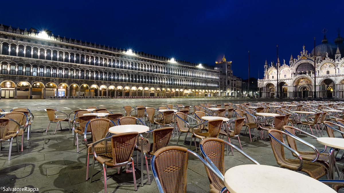 San Marco 5.30 am and 16: 9: D...