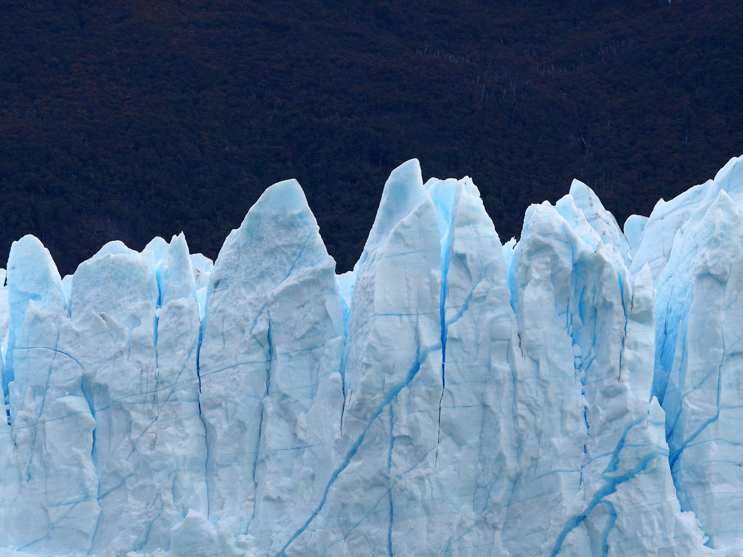 Perito Moreno from brazo rico...