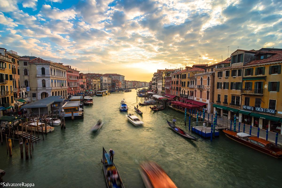 No Mafia, Venice is Sacred ......
