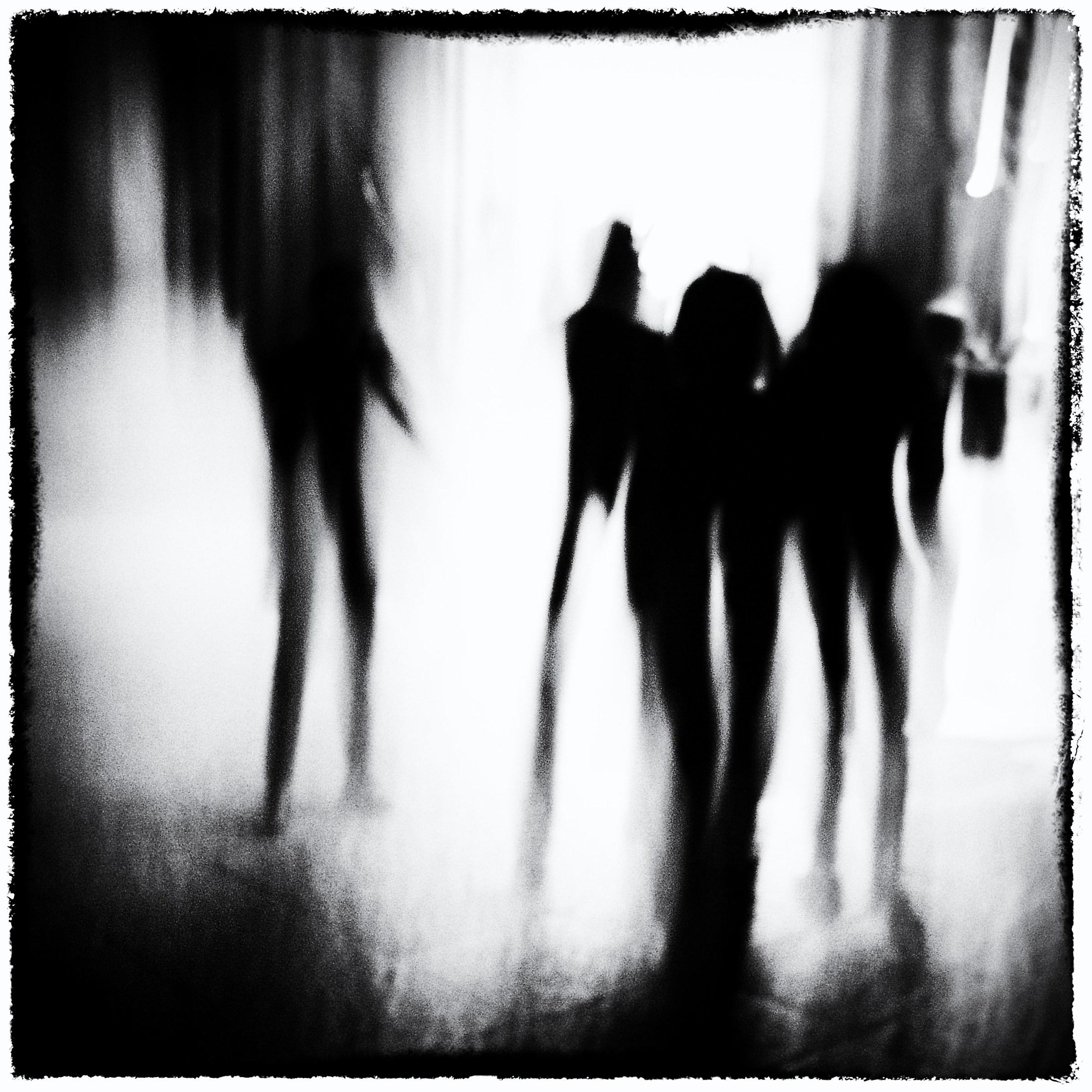 tormented souls...