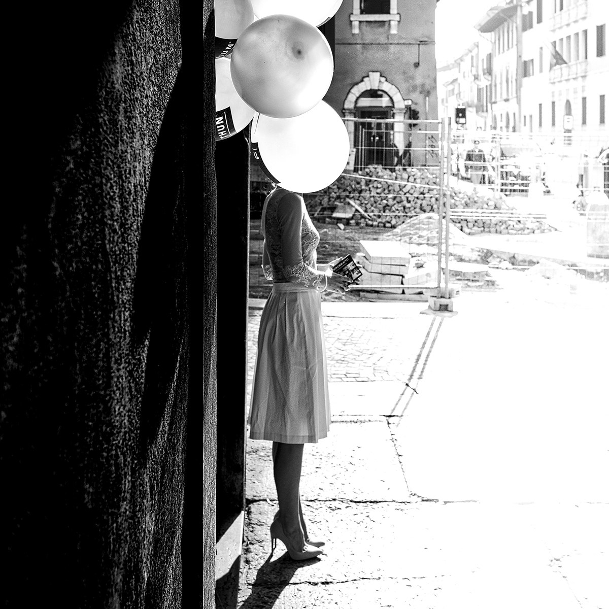 Ballons...