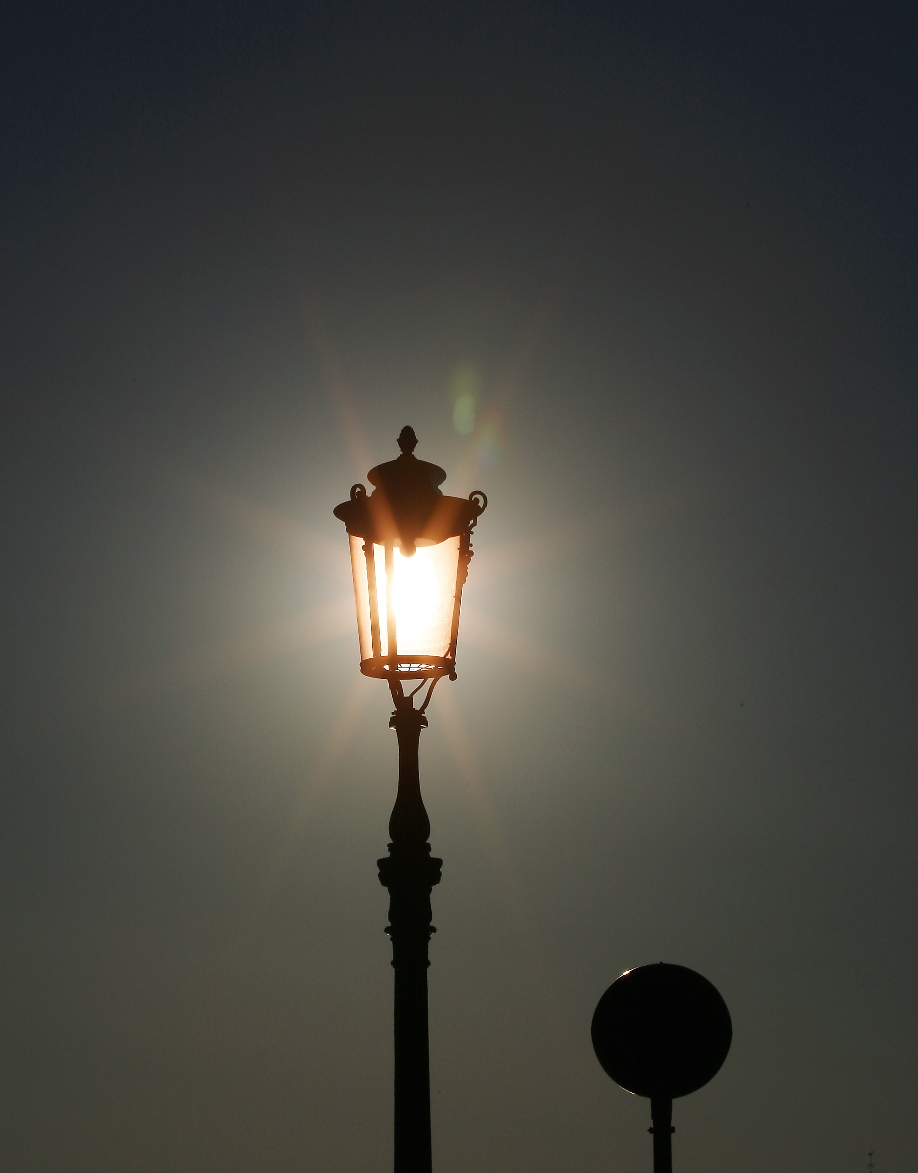 light on venice...