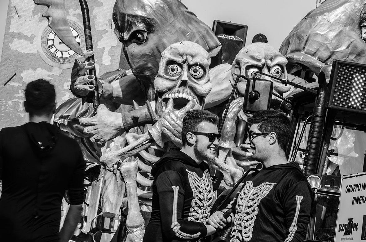 Carnival in Marmirolo...