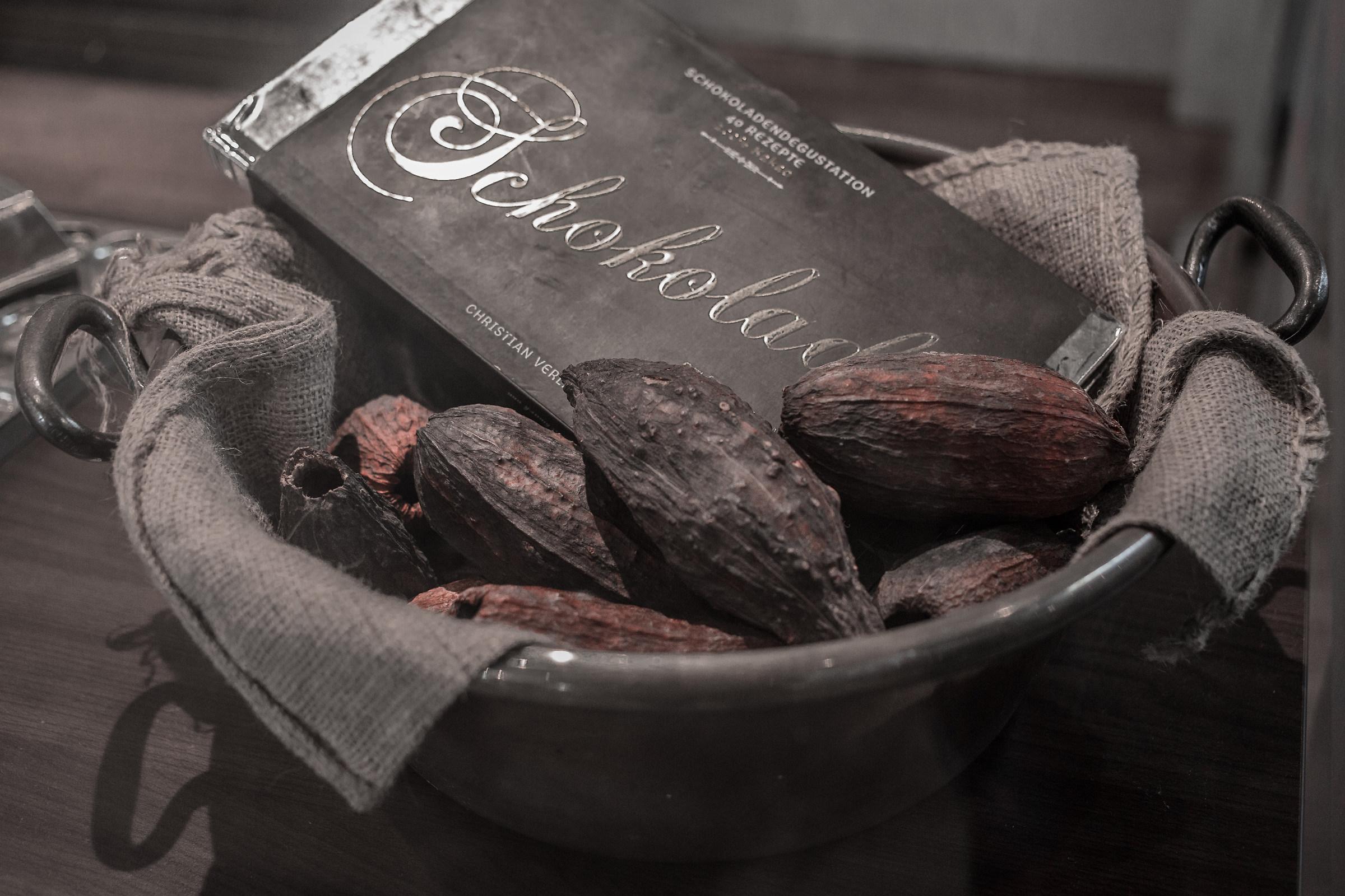 Schokolade...