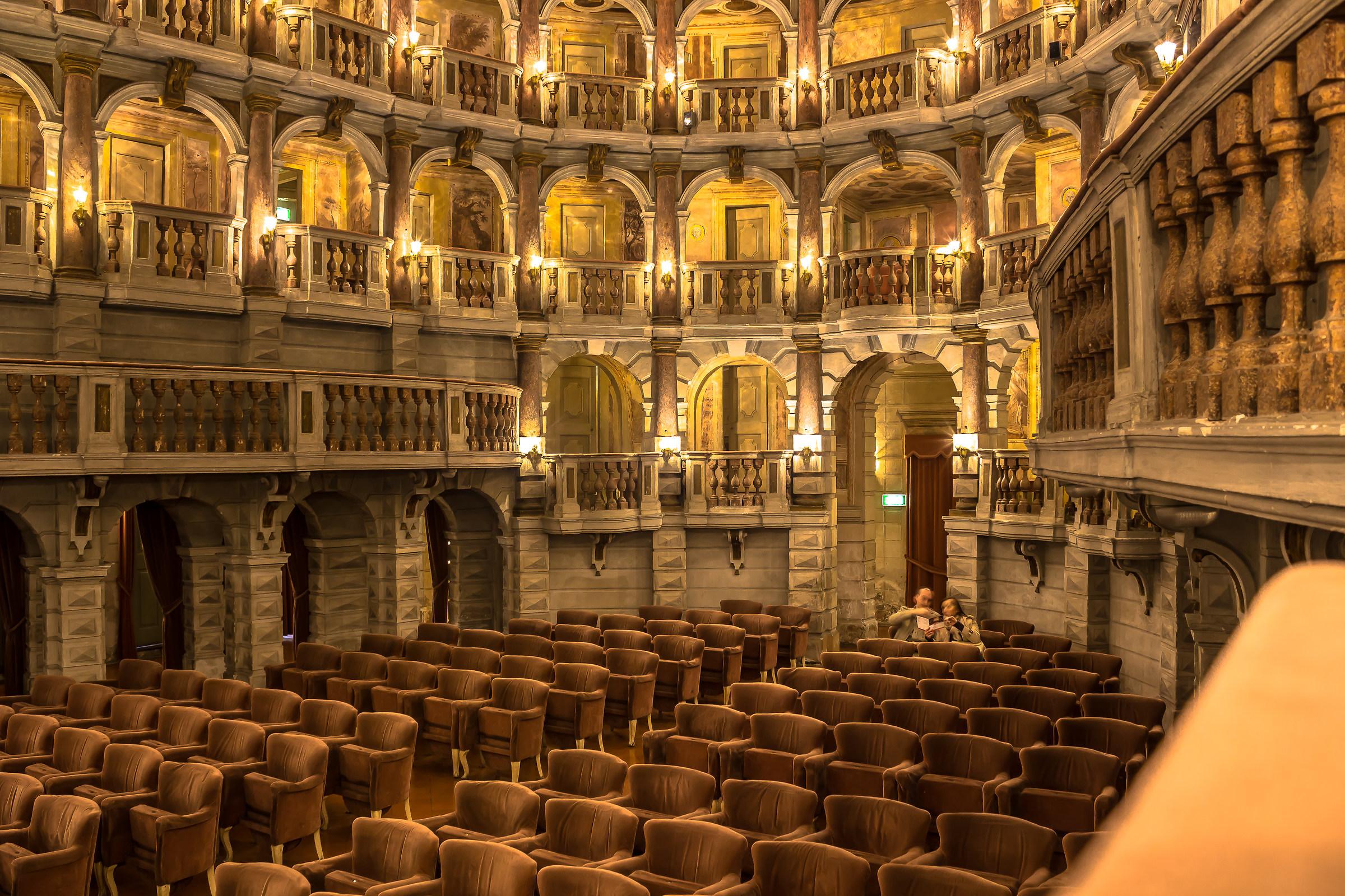 Teatro Bibiena...