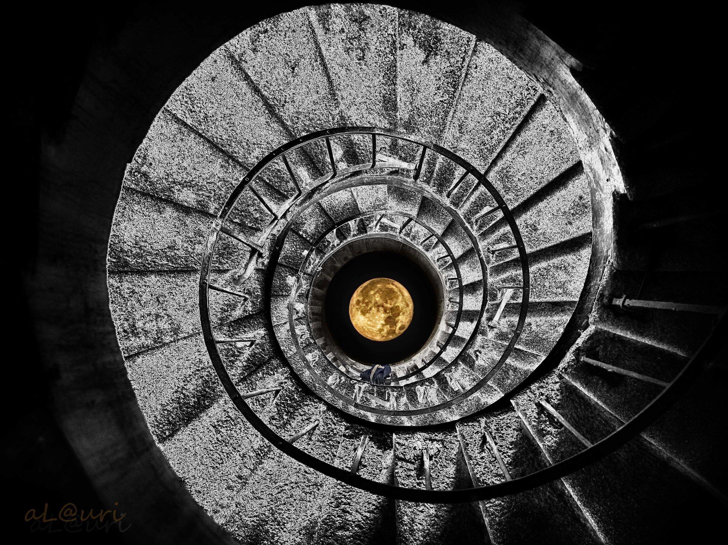 Luna e solarizzazione...