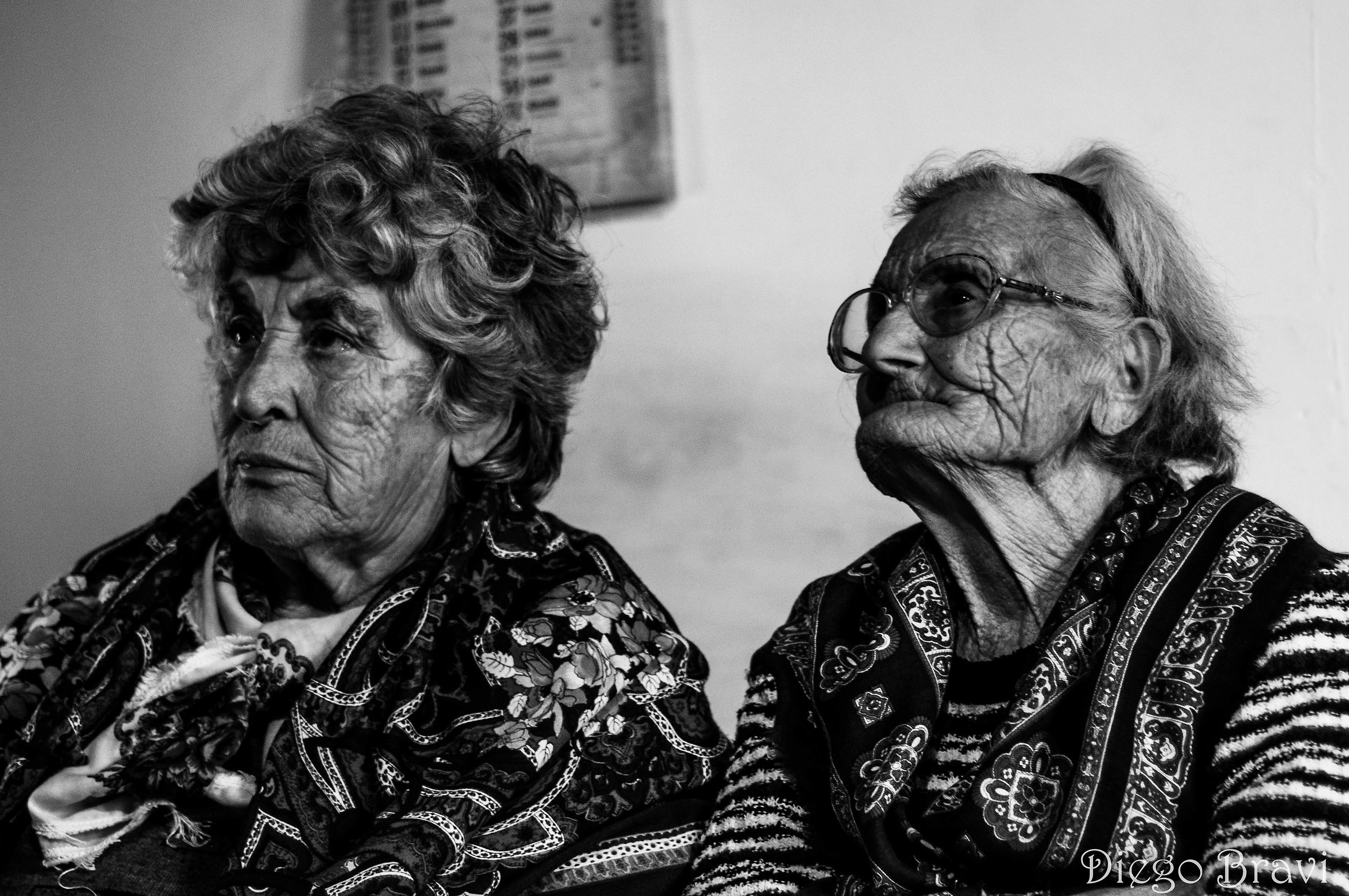 the great-grandmothers...