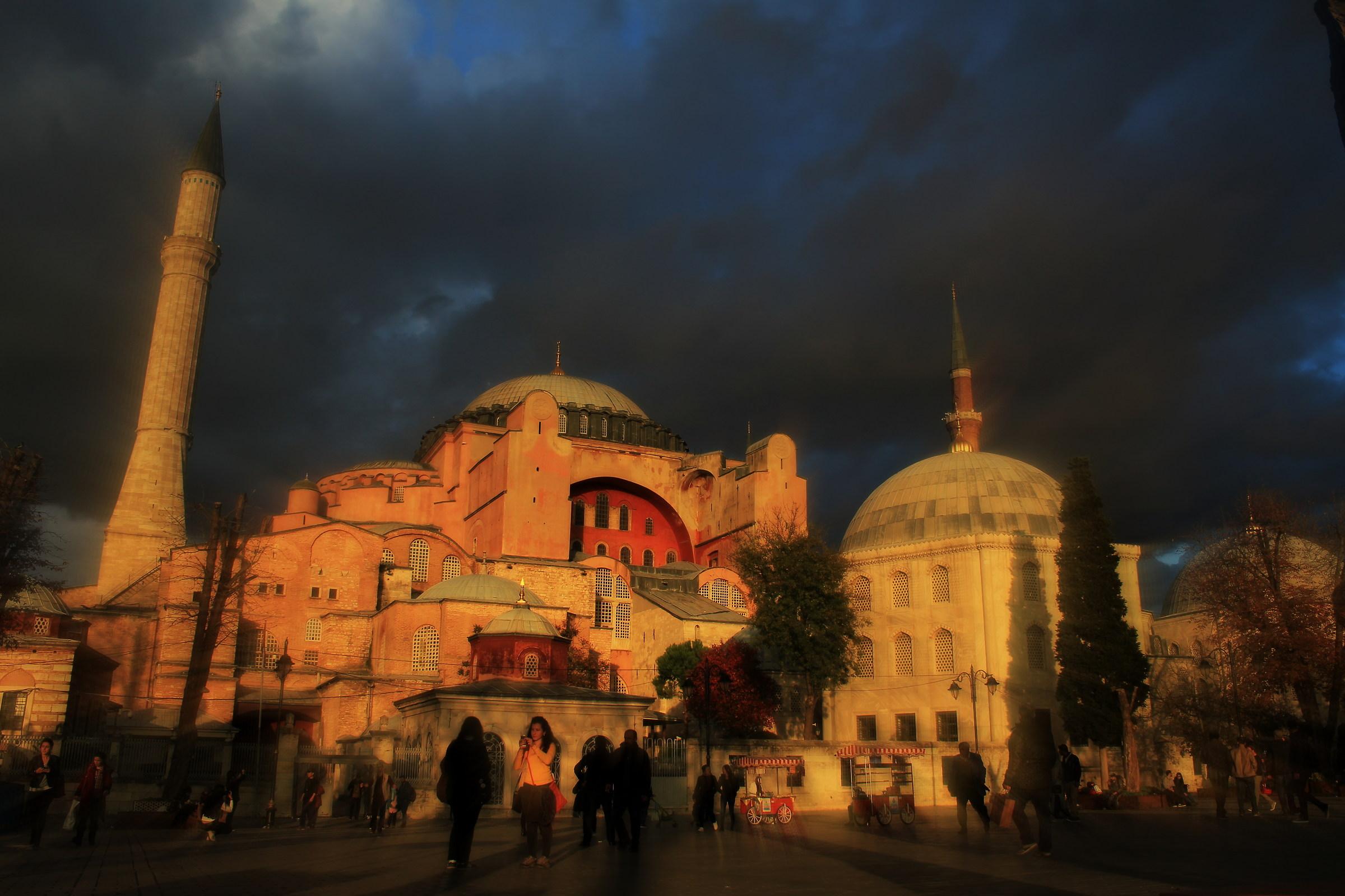 Istanbul......