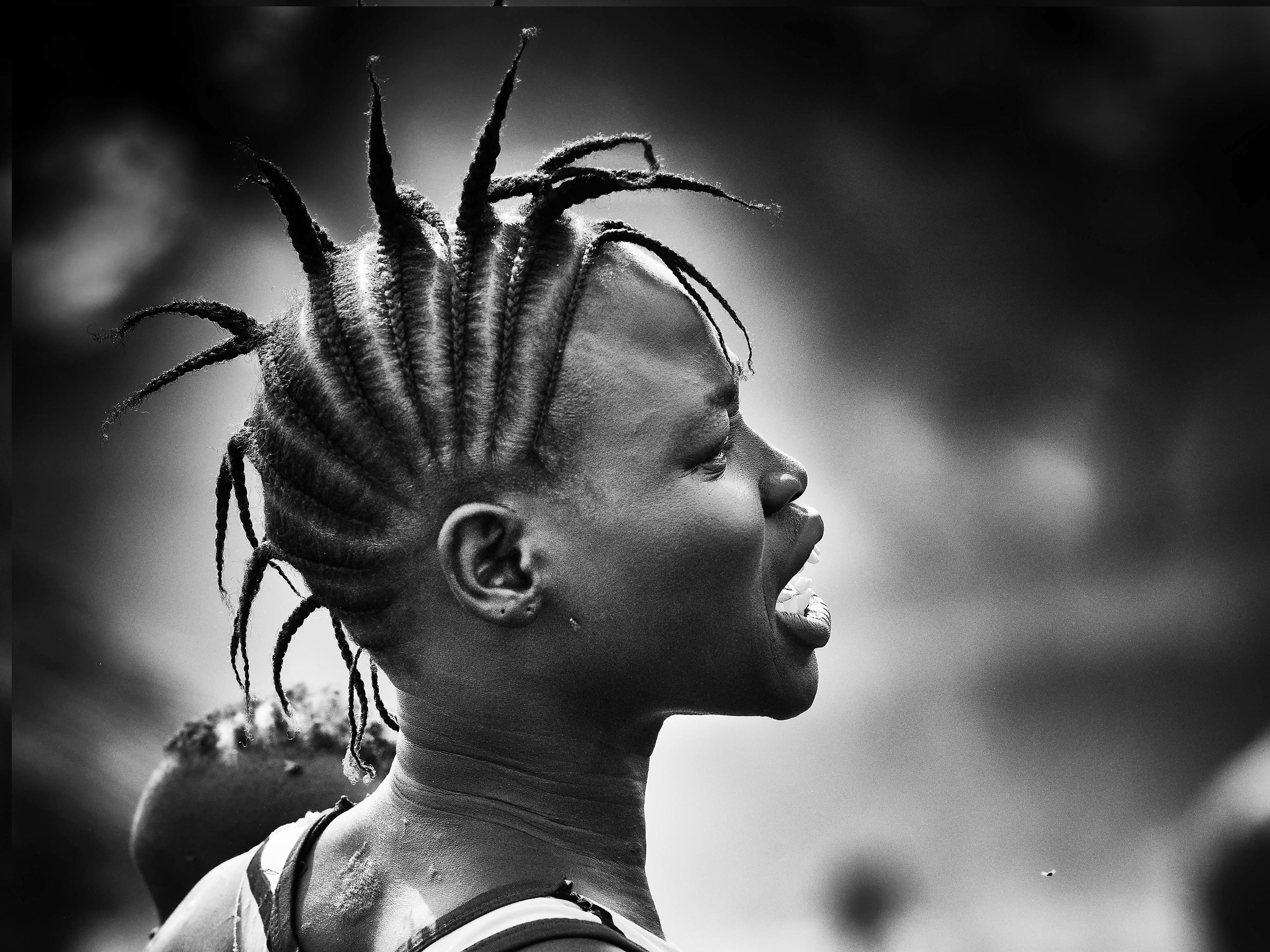 Nuer Girl...