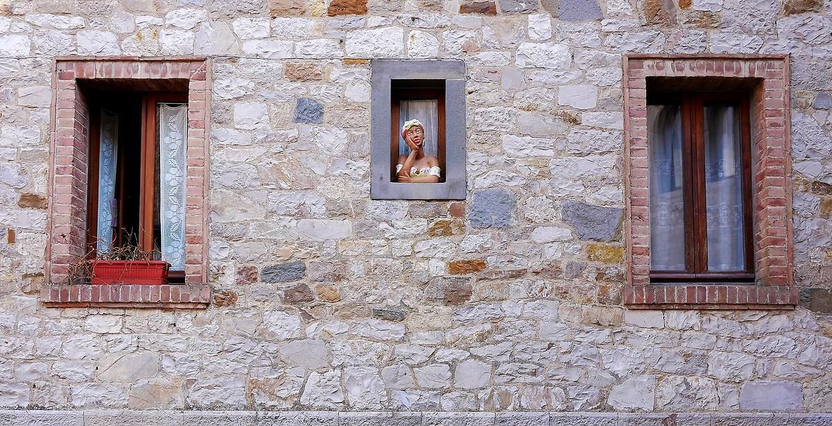 A giro per l 39 italia by marco biancalani juzaphoto - Affacciati alla finestra amore mio ...