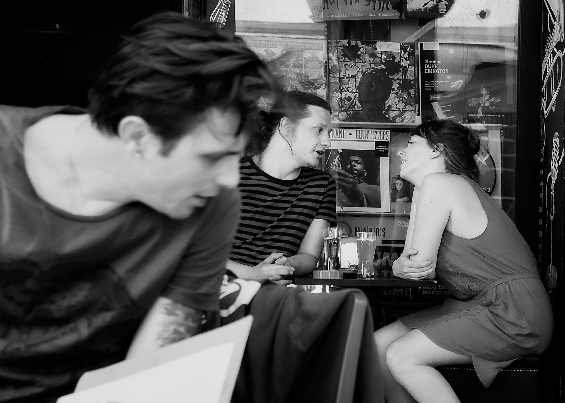 Incontri al Jazz Cafè...