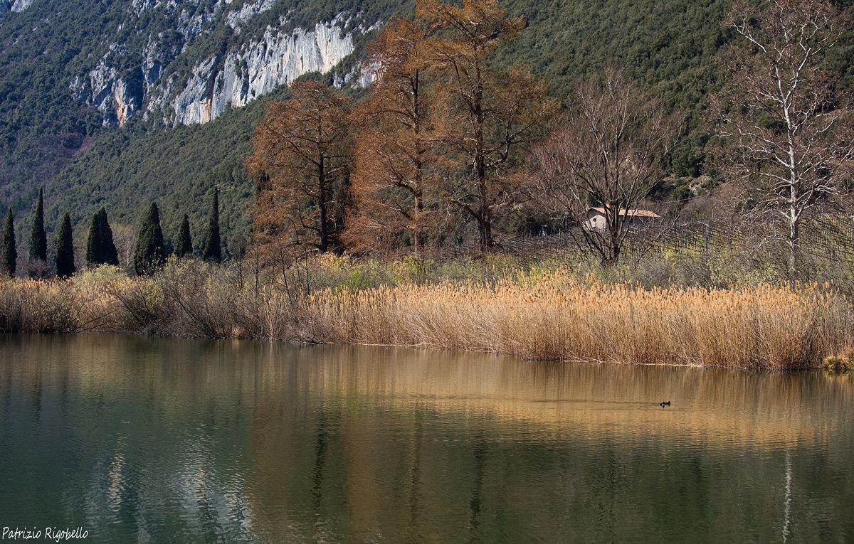 Marzo al Lago di Toblino...