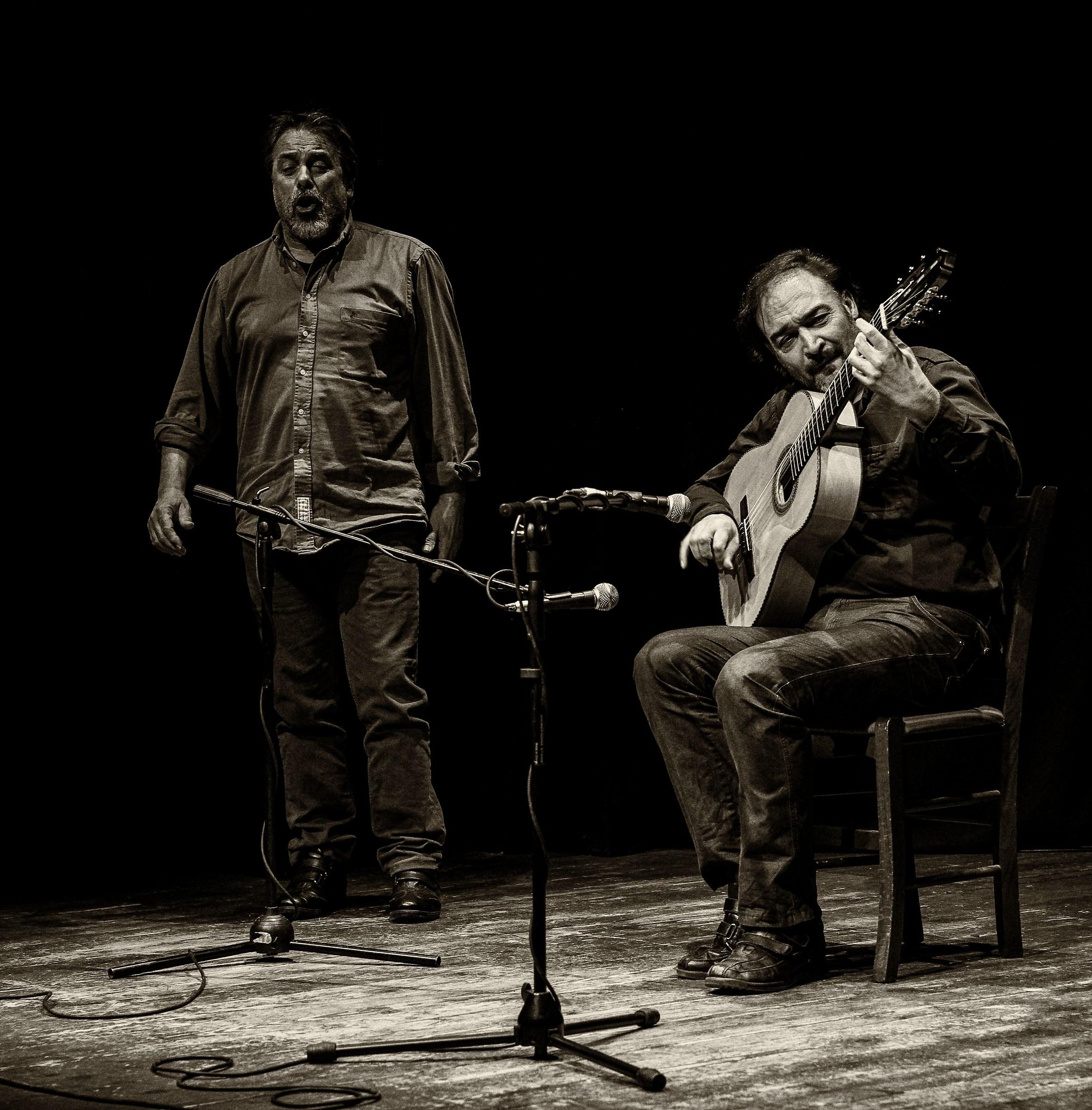 Duende flamenco...