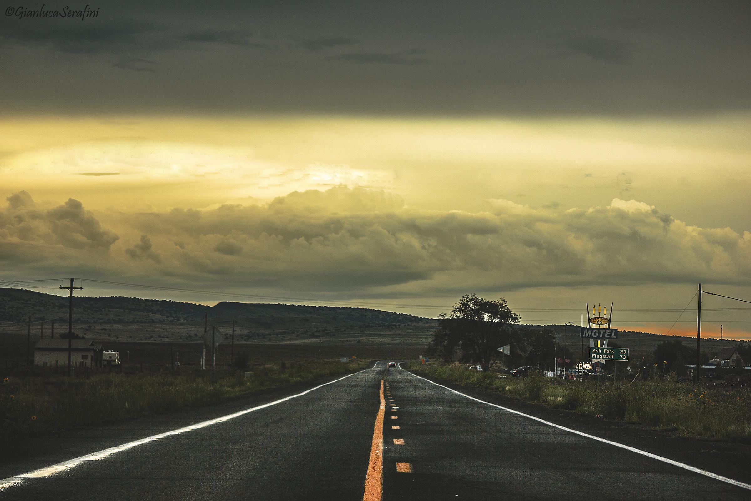 Classic Route 66....
