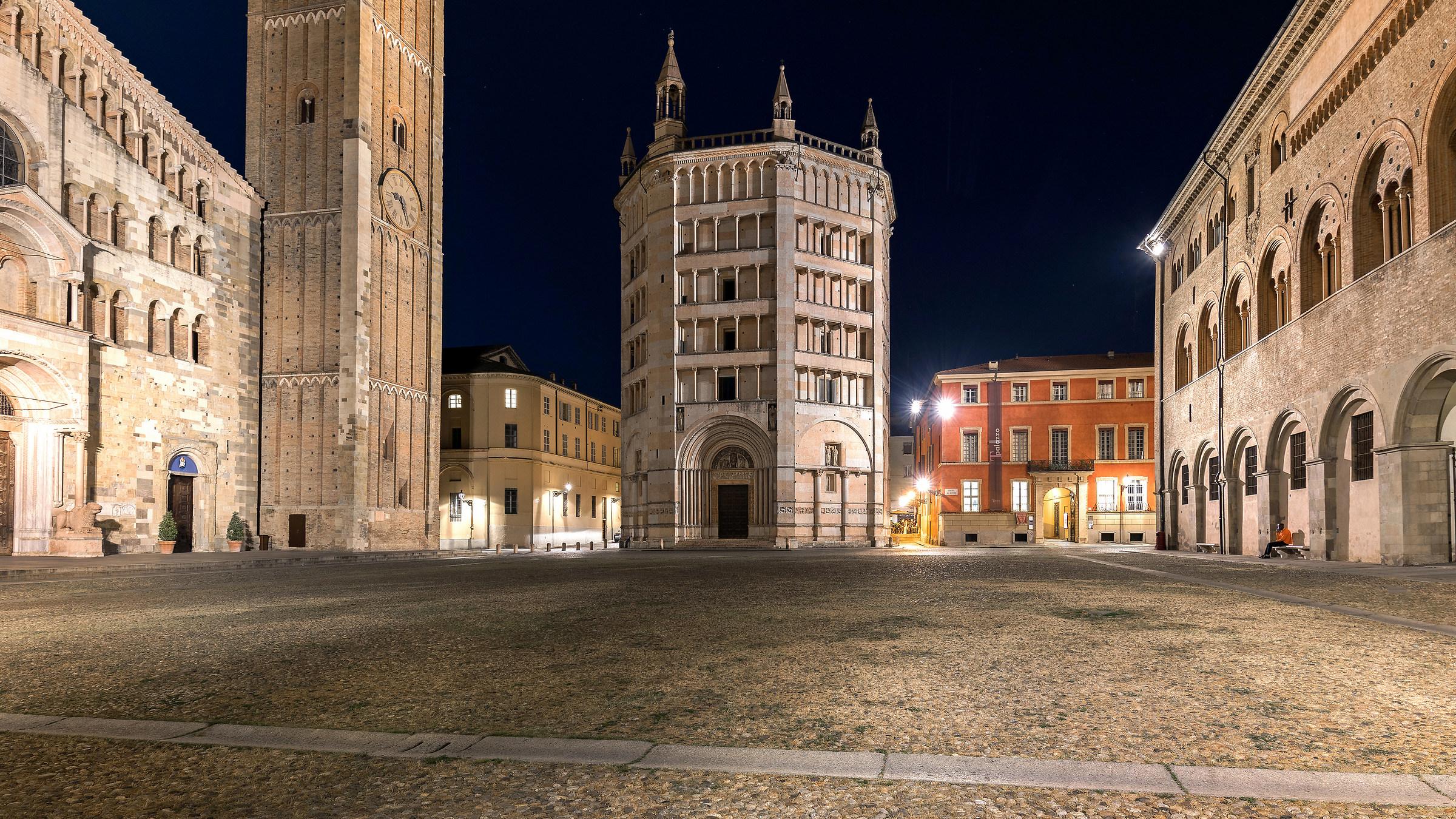 Parma -Duomo...