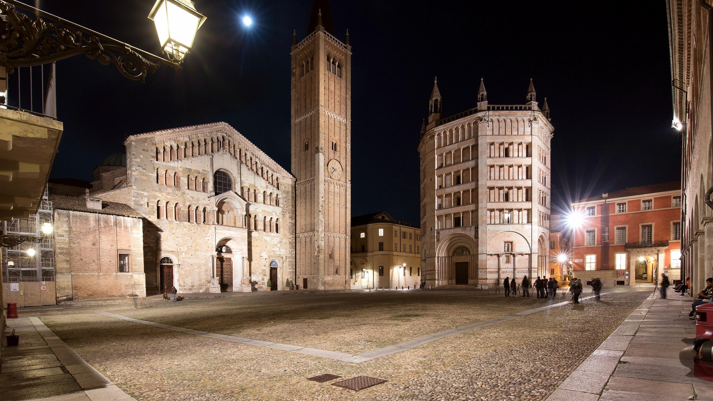 Parma-Dome...