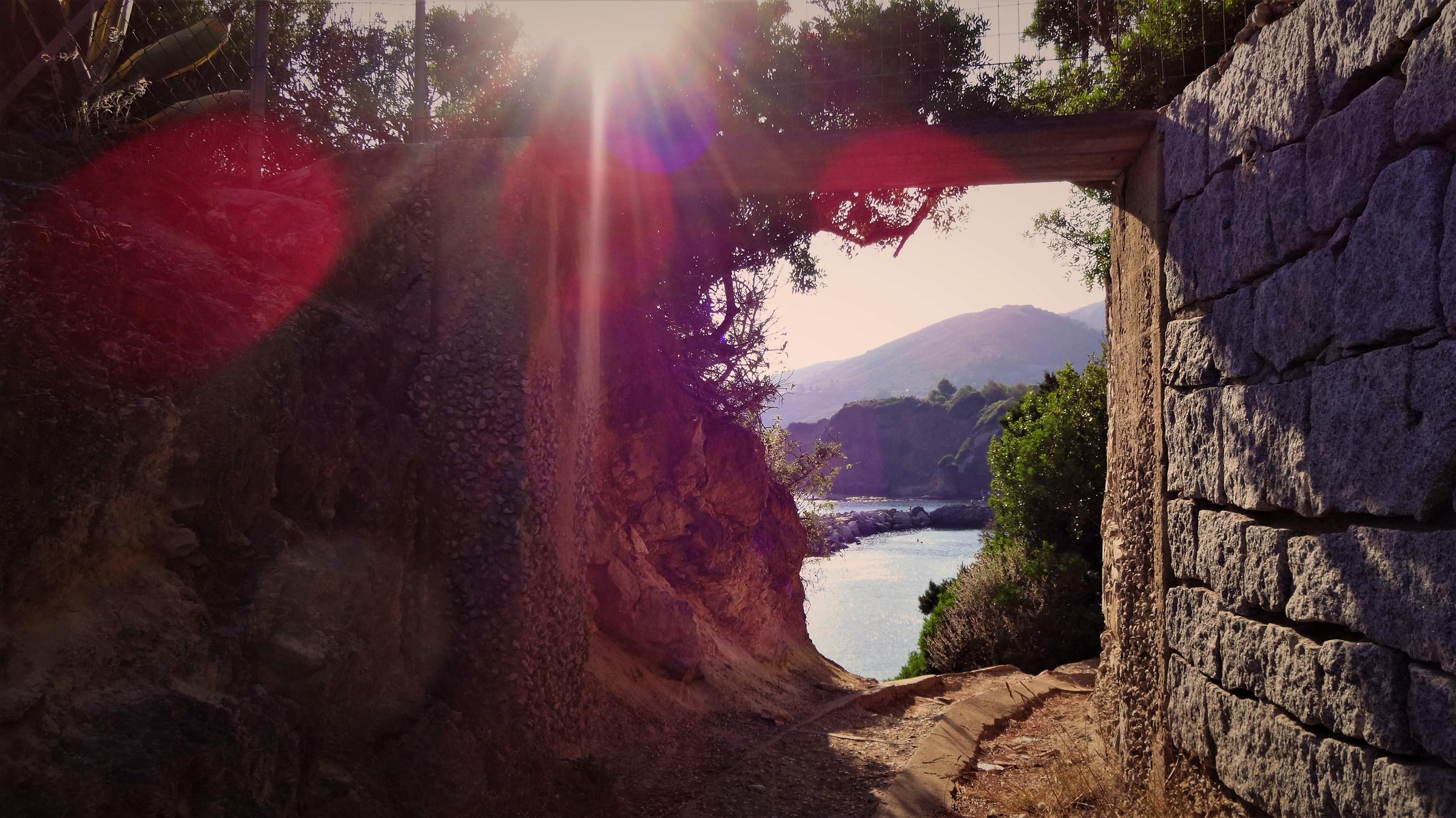 Elba island...