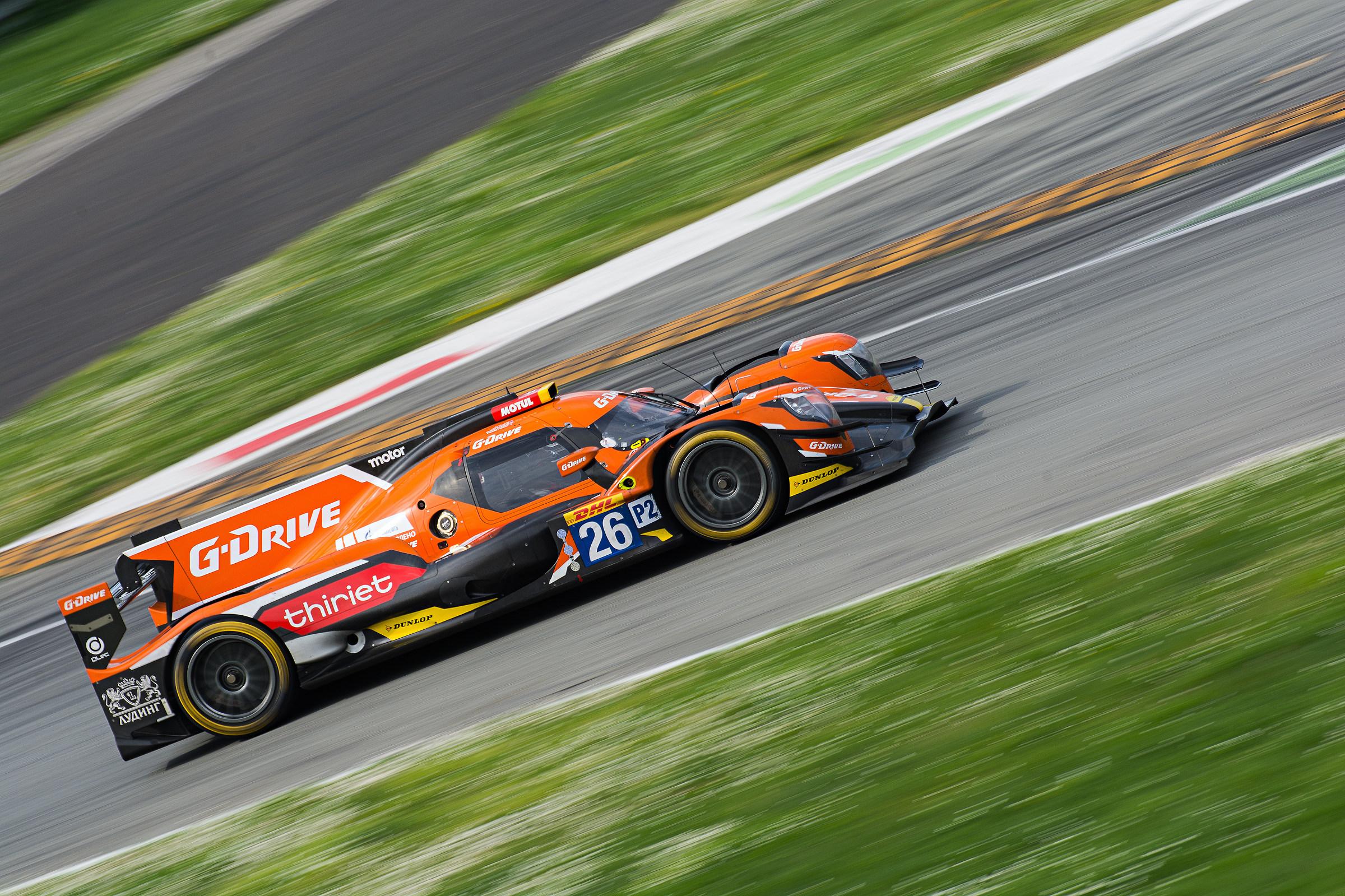WEC LMP2 Oreca 05 Nissan - WEC Prologue Monza...