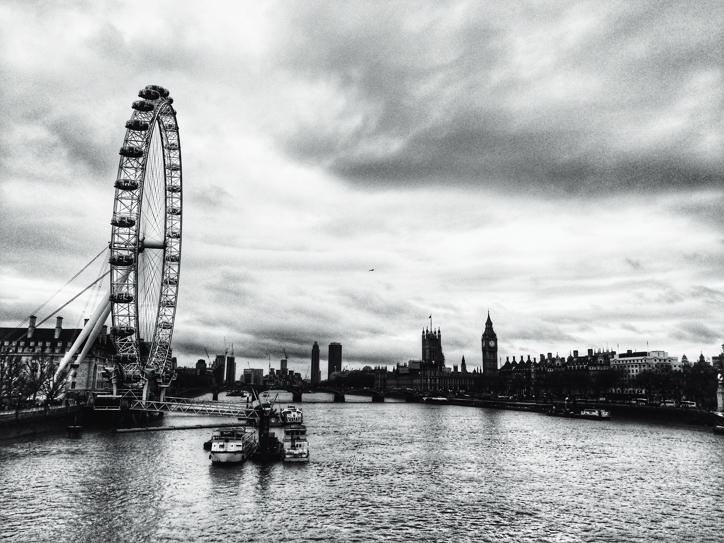 One day in London...