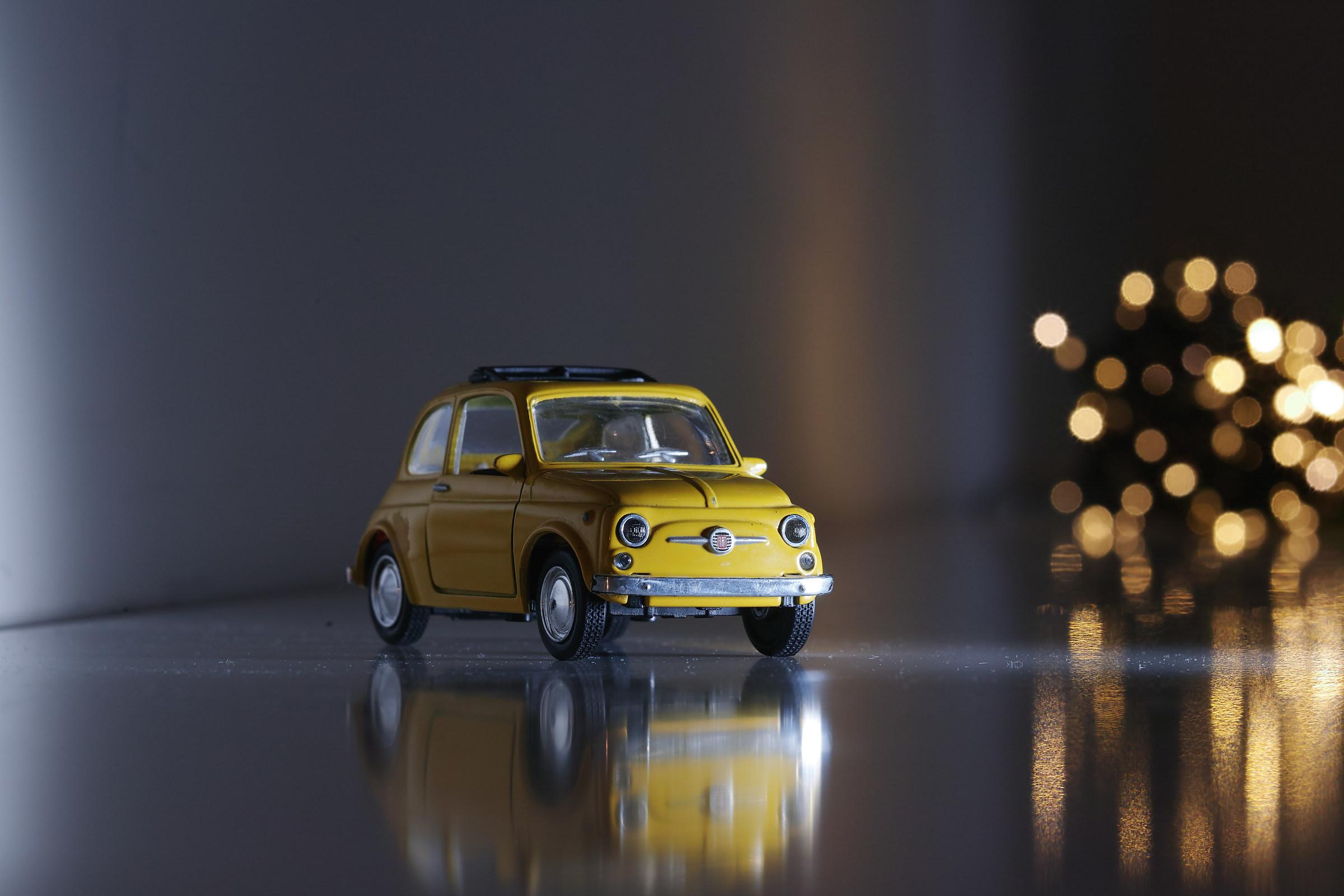 Fiat 500...