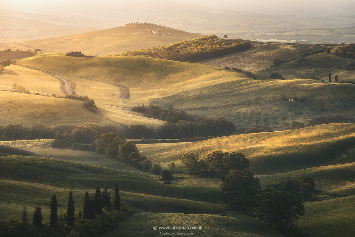 Tuscan painting...