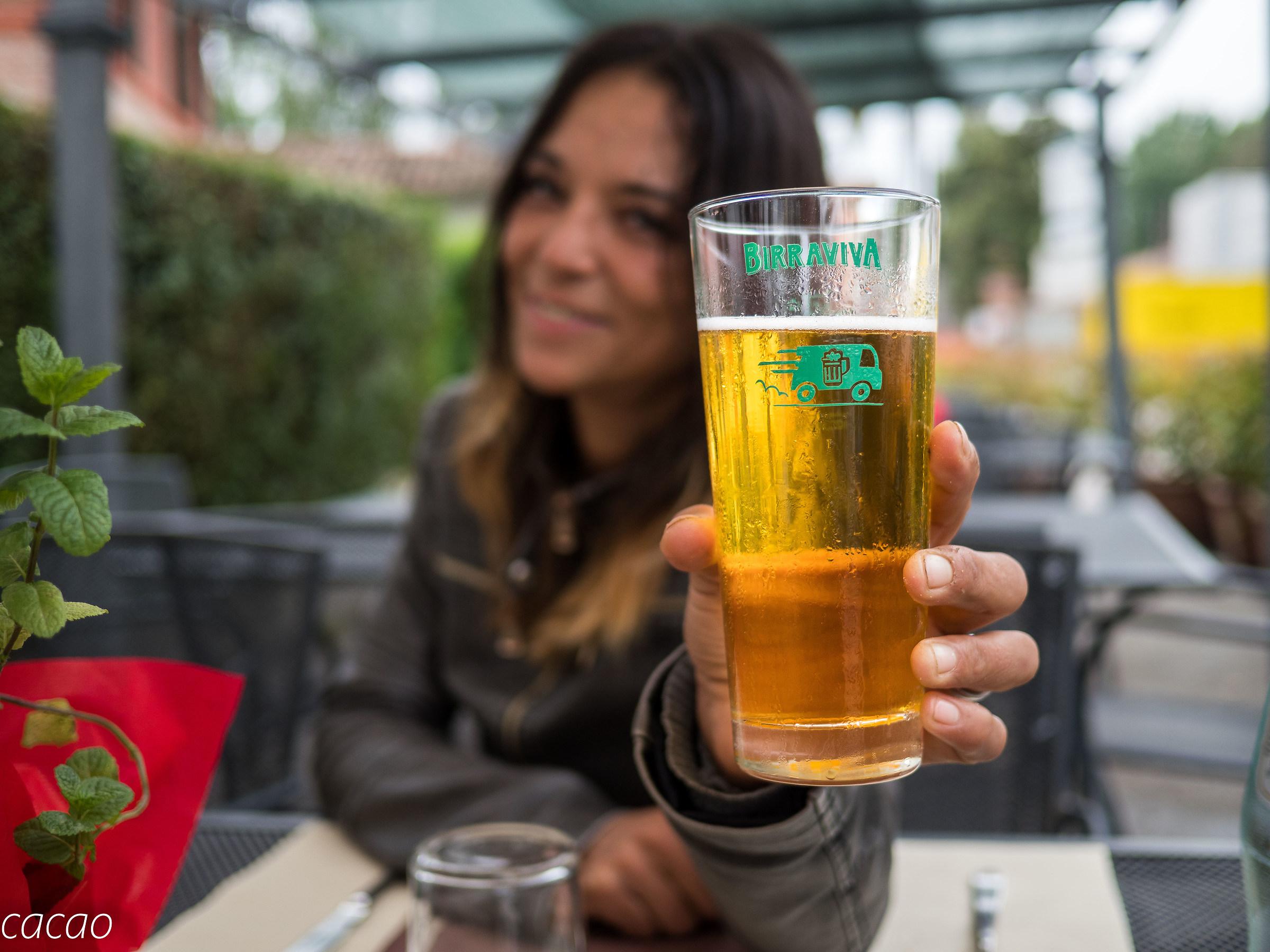 Beer?...
