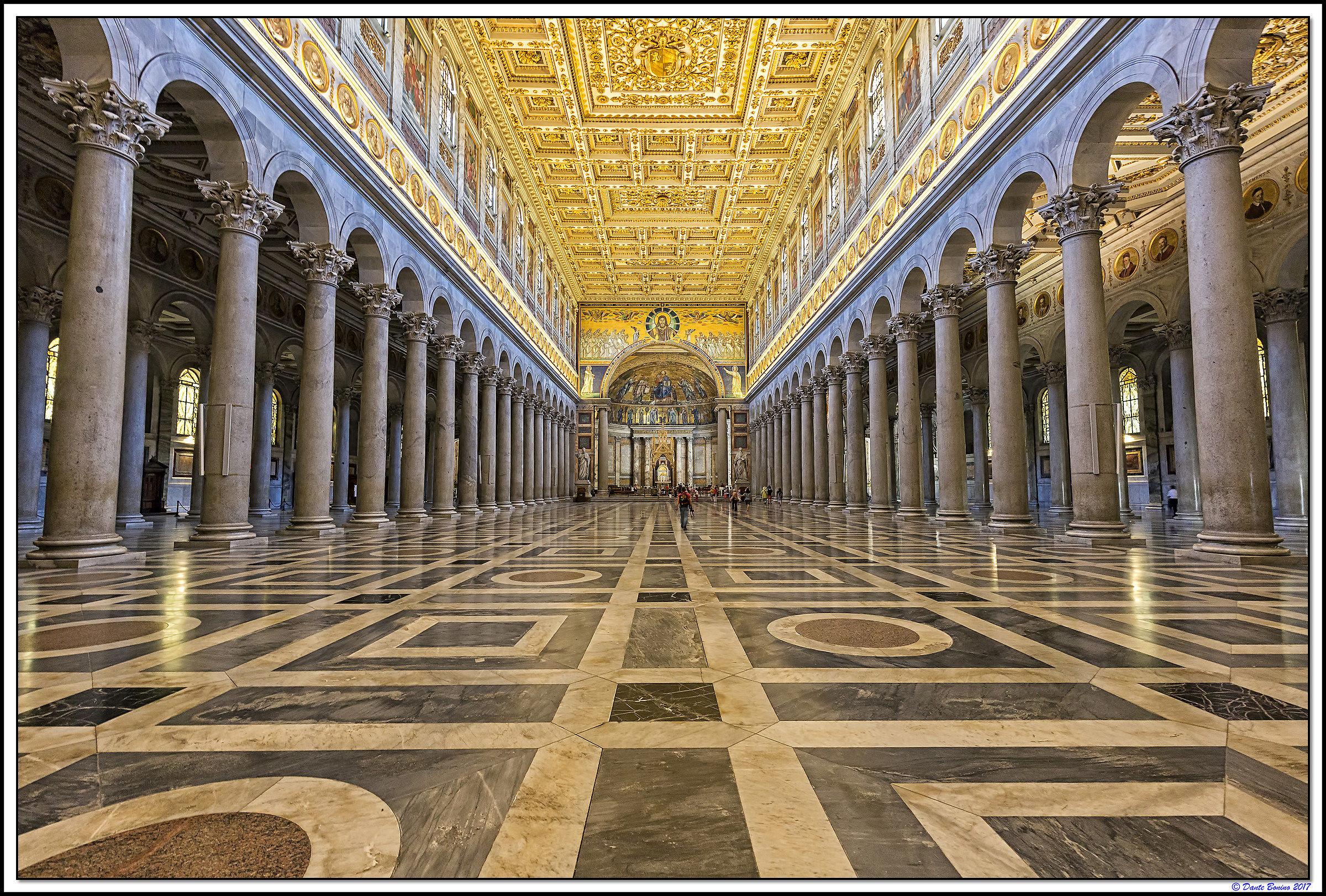 Risultati immagini per basilica san paolo fuori le mura