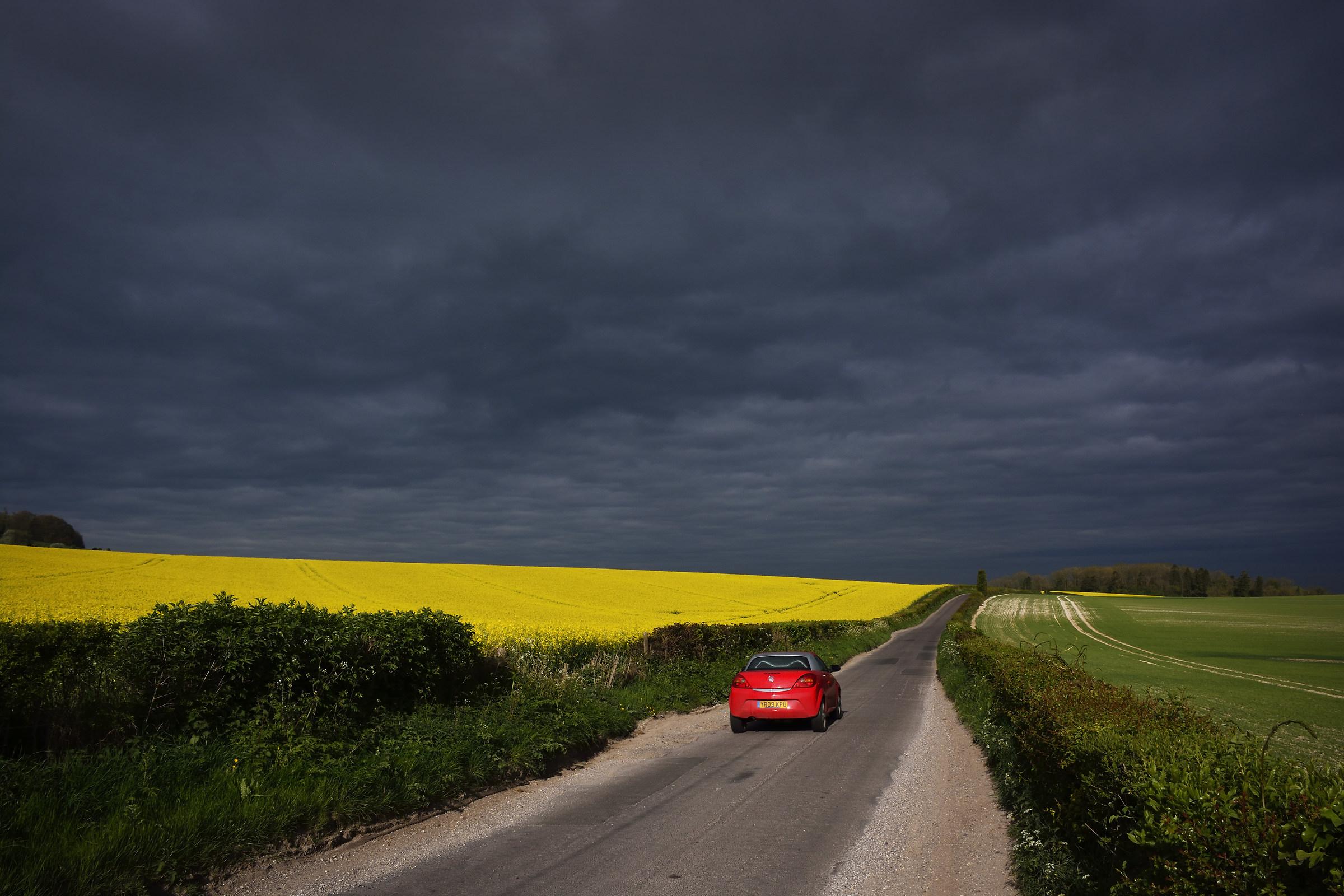 'Red Car' (il nuovo mega flash di Nikon!)...