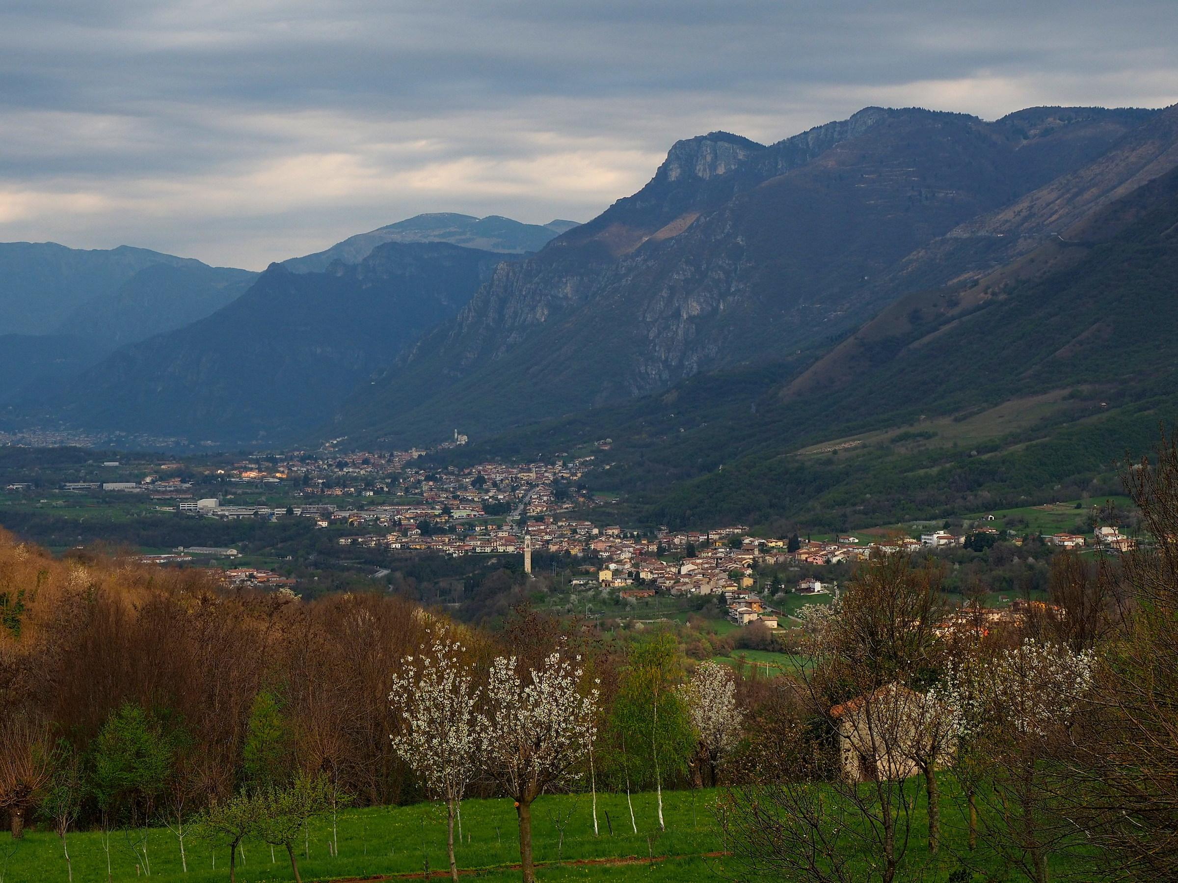 Monte Cengio...