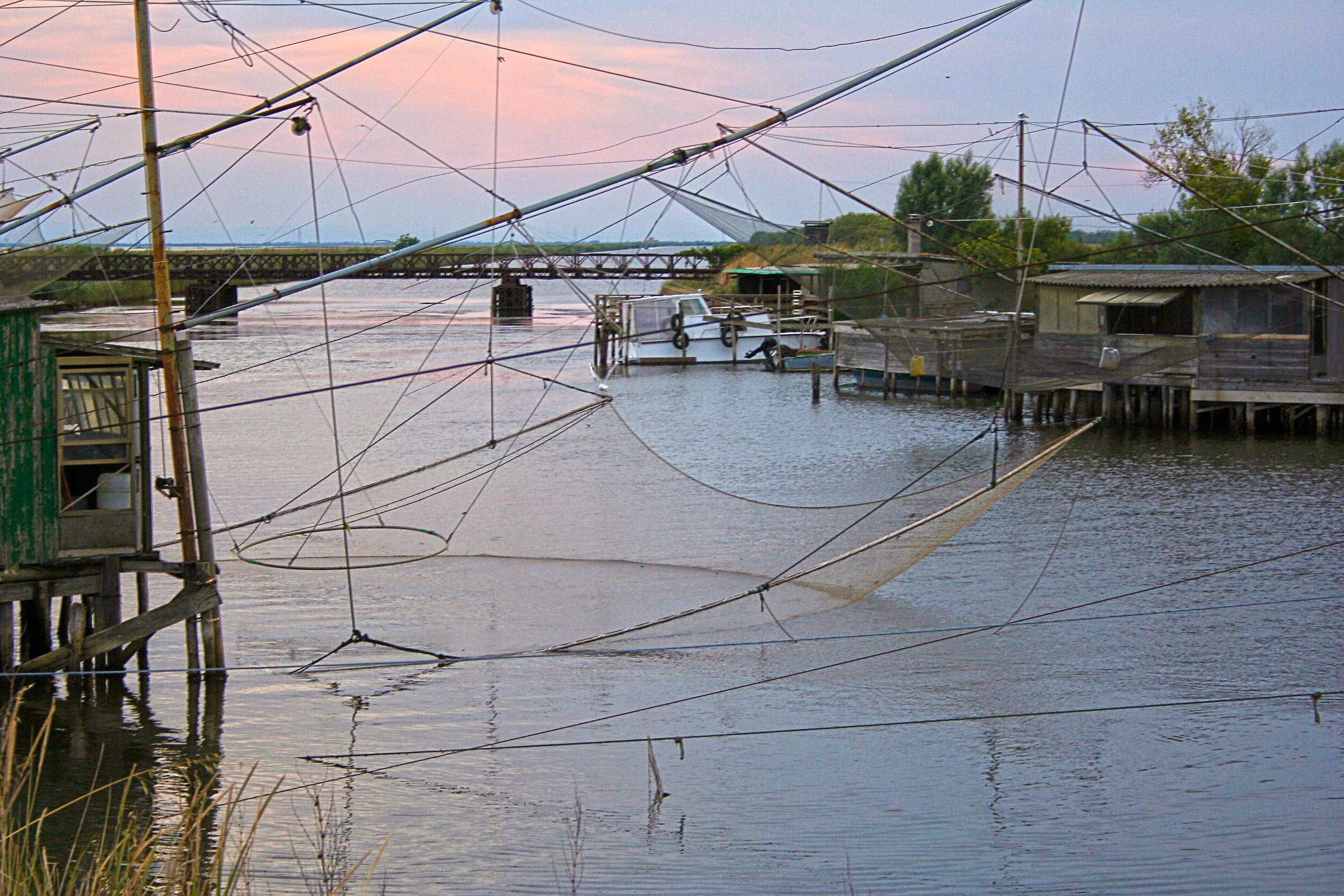 Balances on the delta...