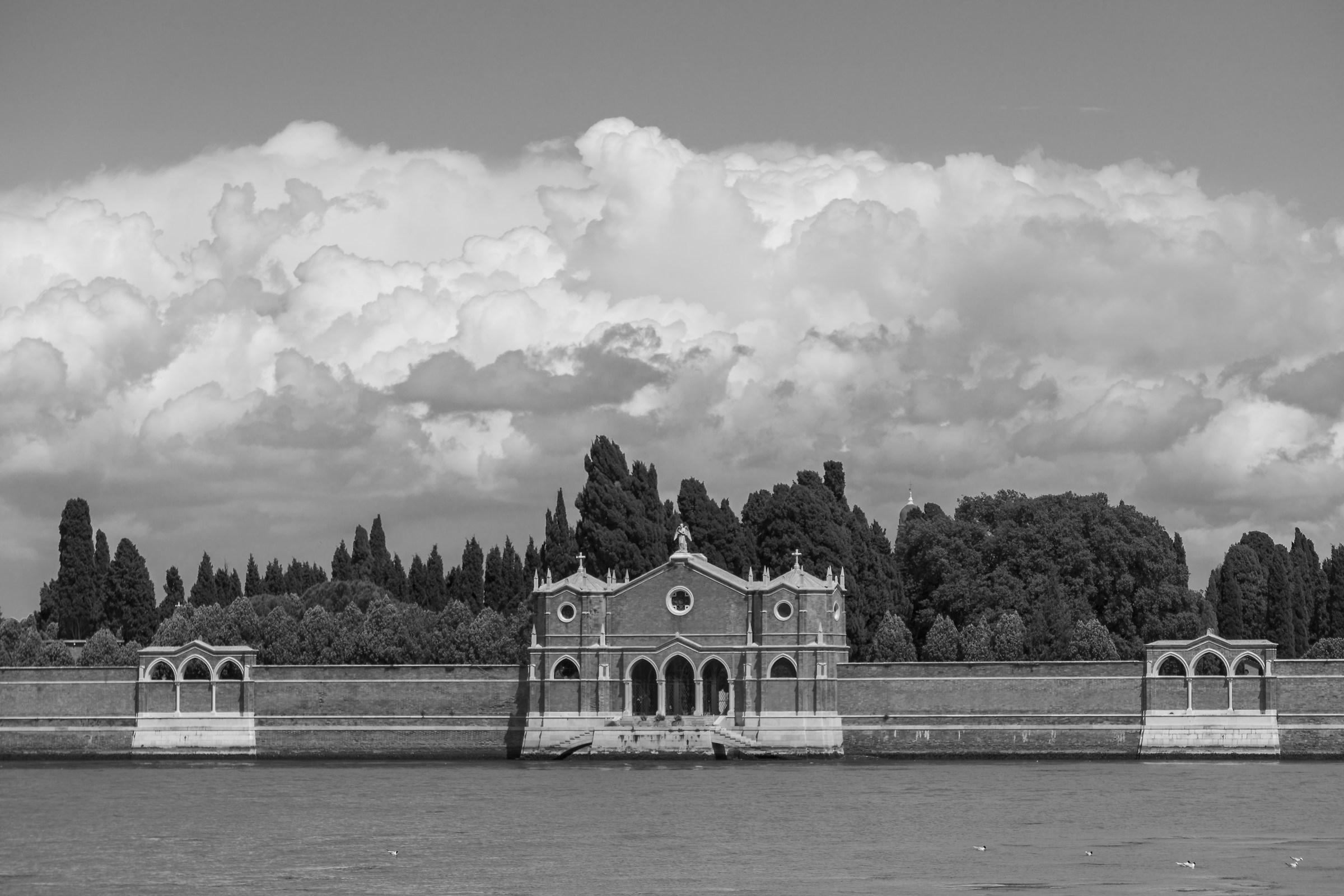 Isola di San Michele dalle Fondamenta Nuove - 1...