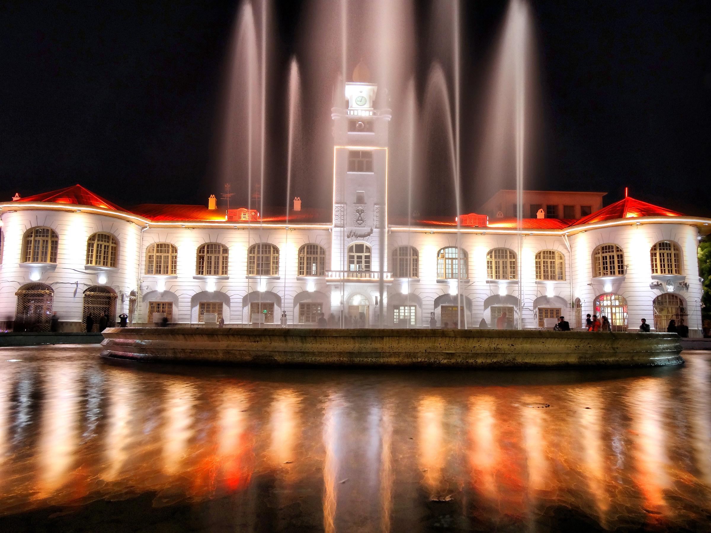 Municipality Square...