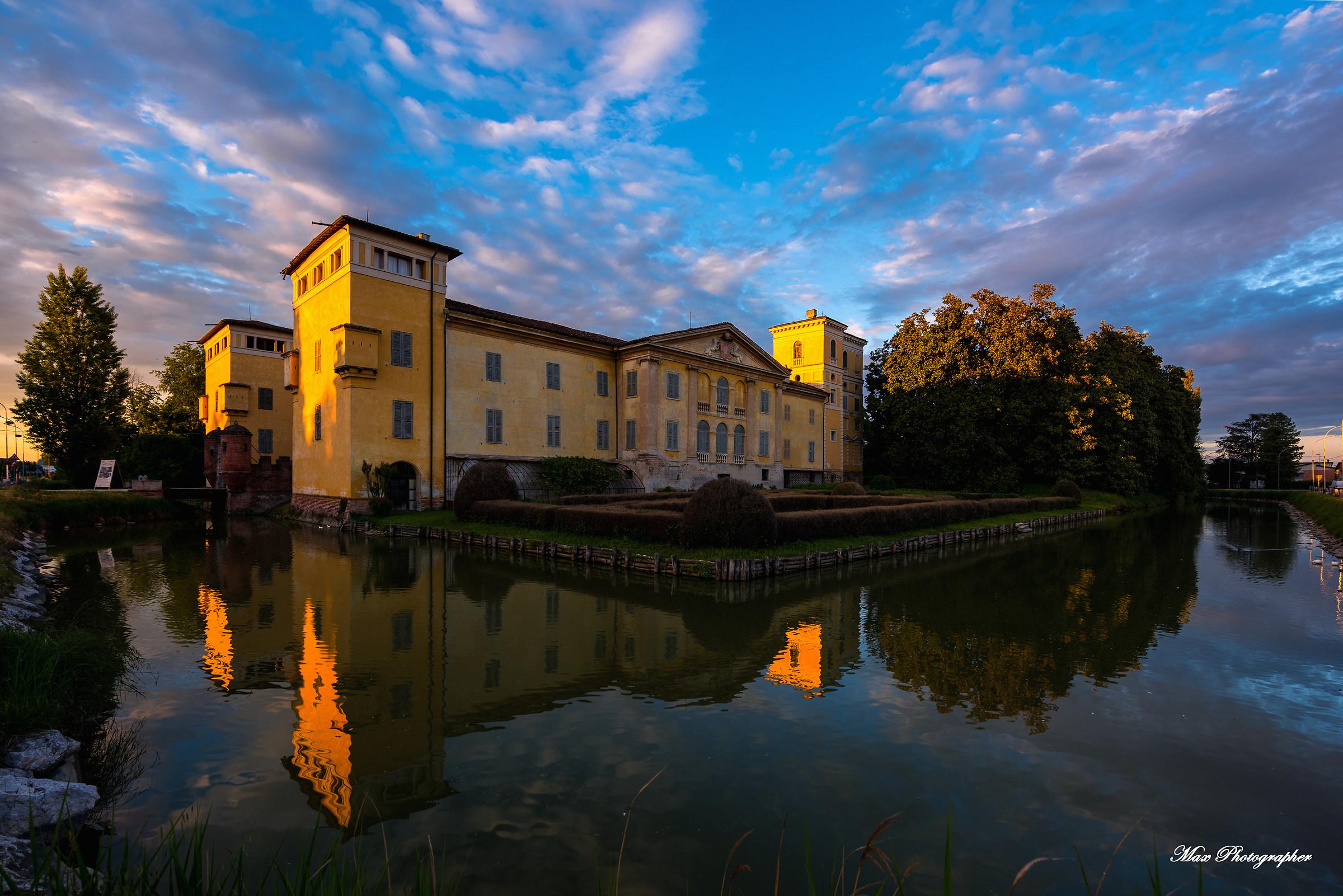 Villa Picenardi...