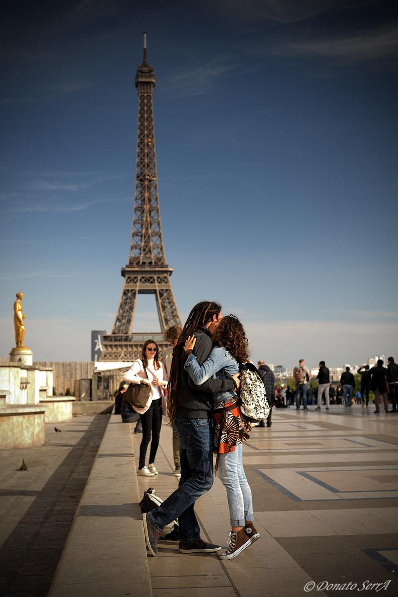 Paris in love ......