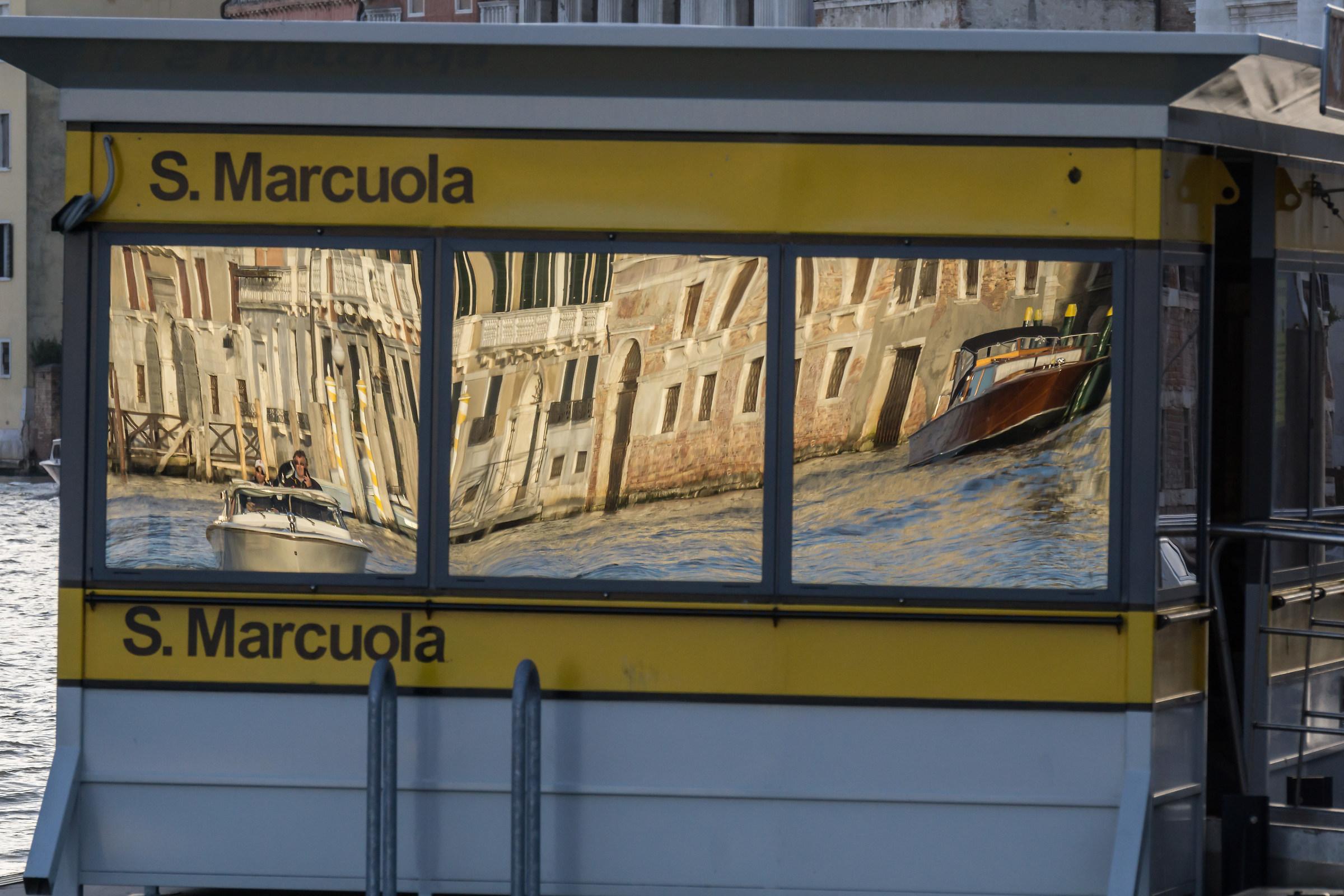 Pontile di San Marcuola - 2...