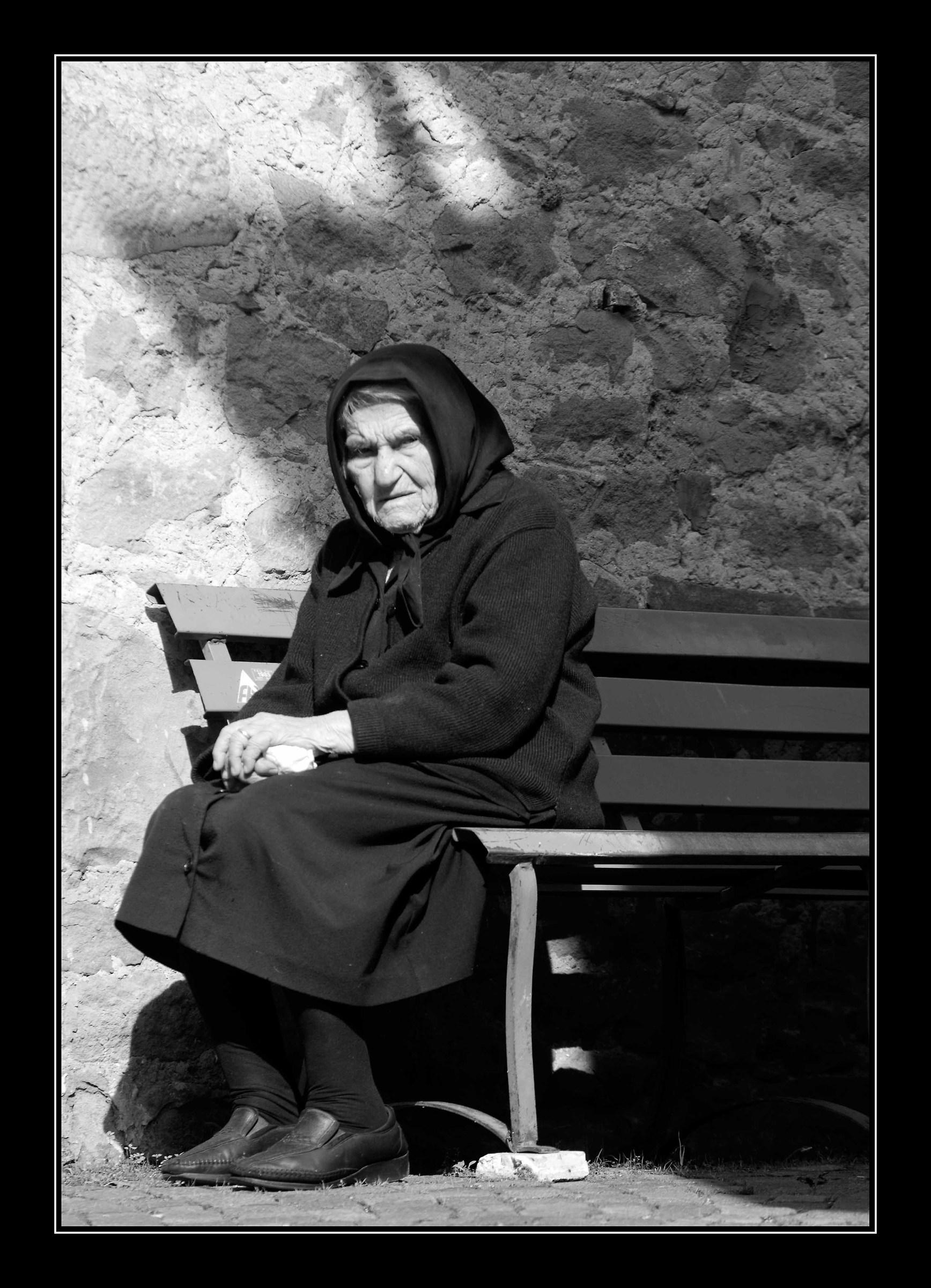 Donna di Senarica...