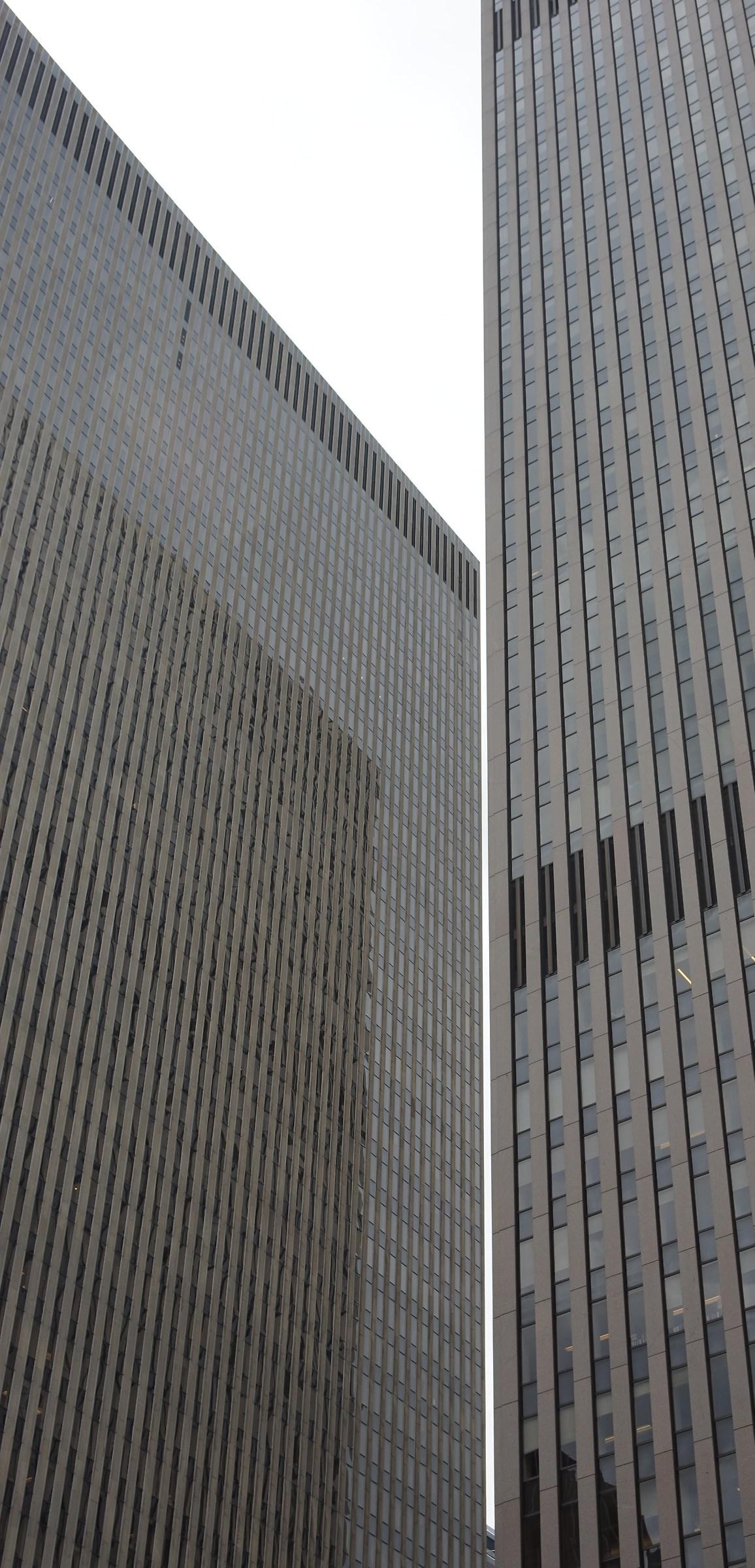 Manhattan / geometrie infinite...