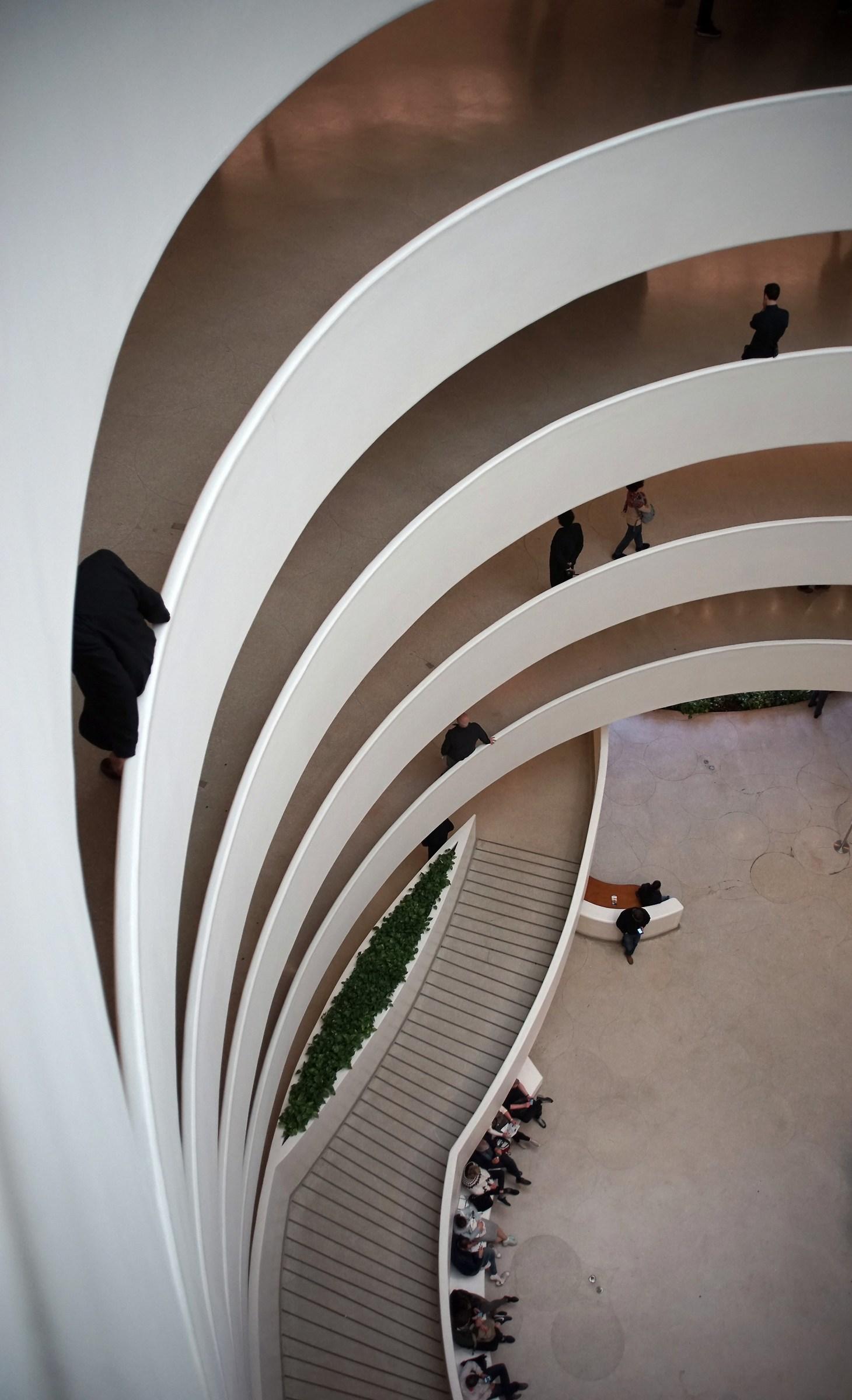 Guggenheim Museum / New York...