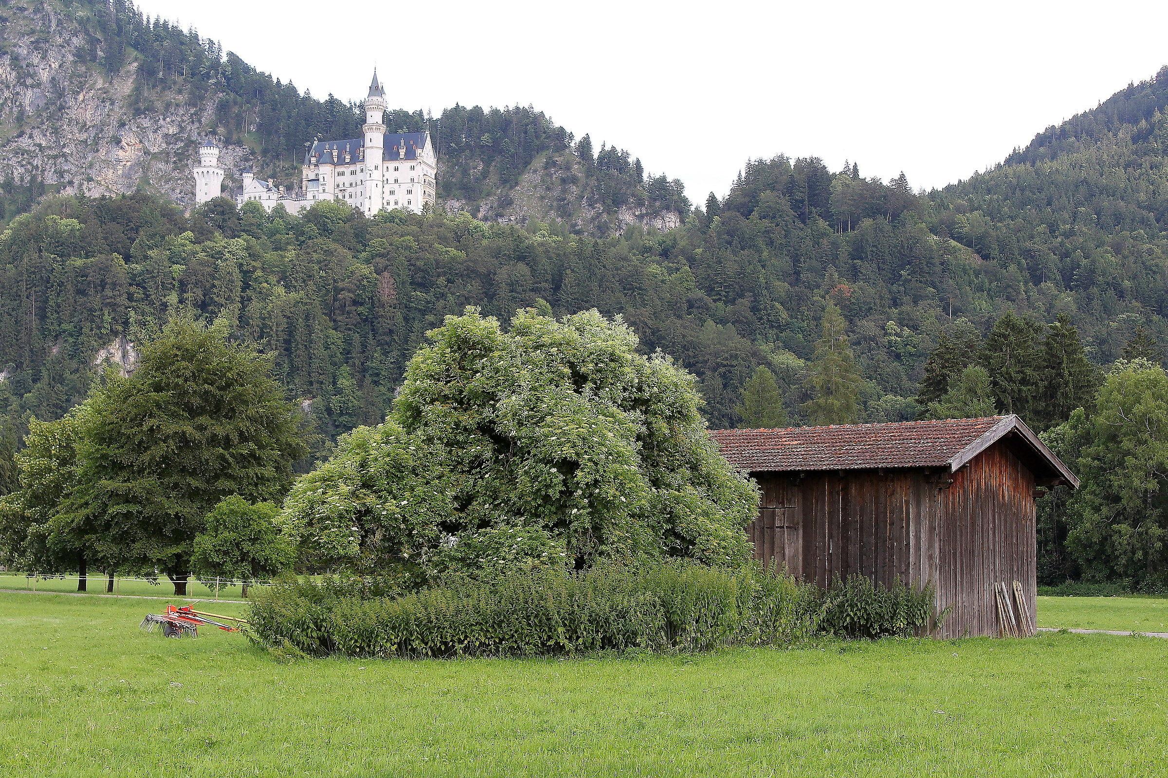 Bavaria...
