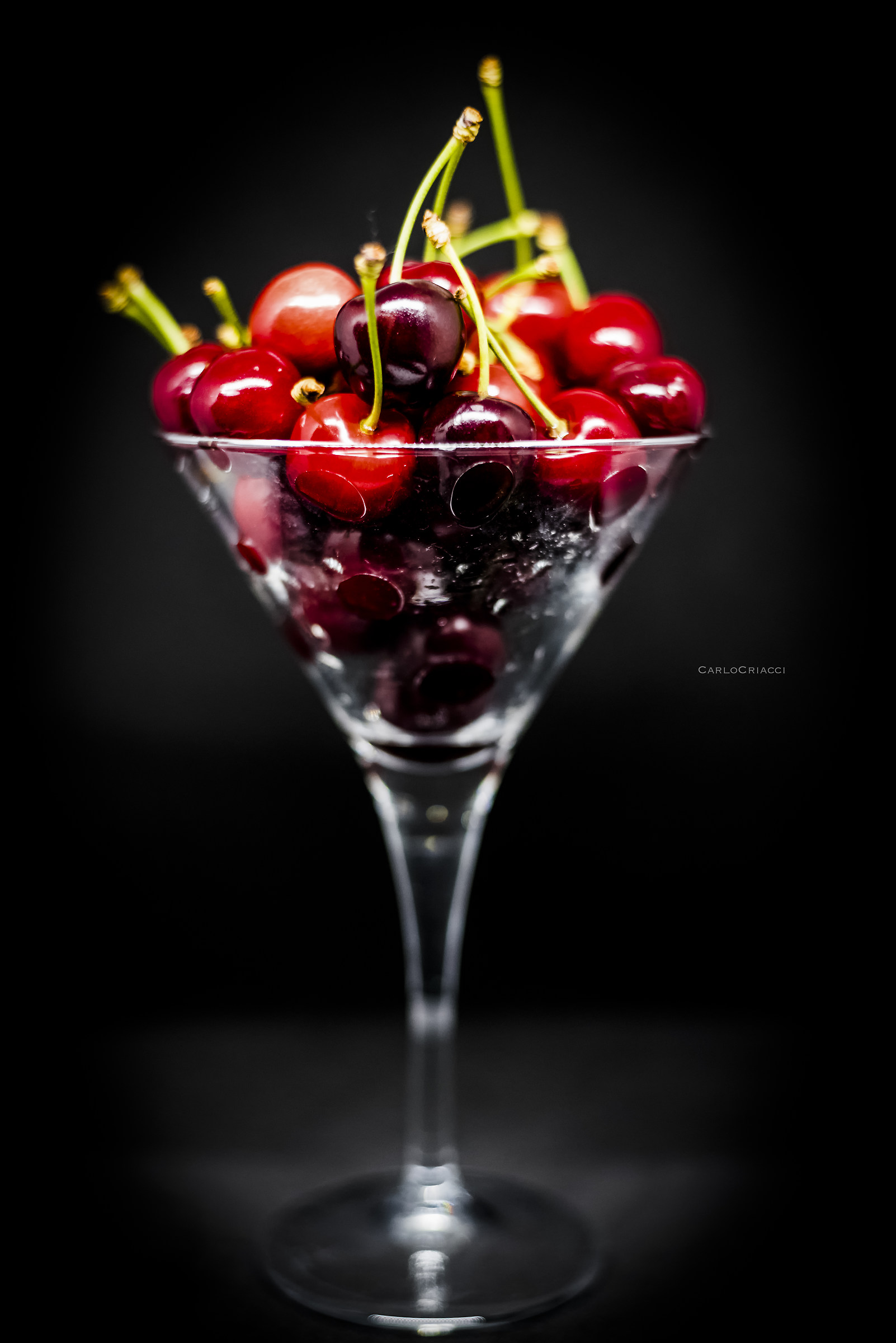 """""""Happiness seems to me to eat cherries.""""..."""