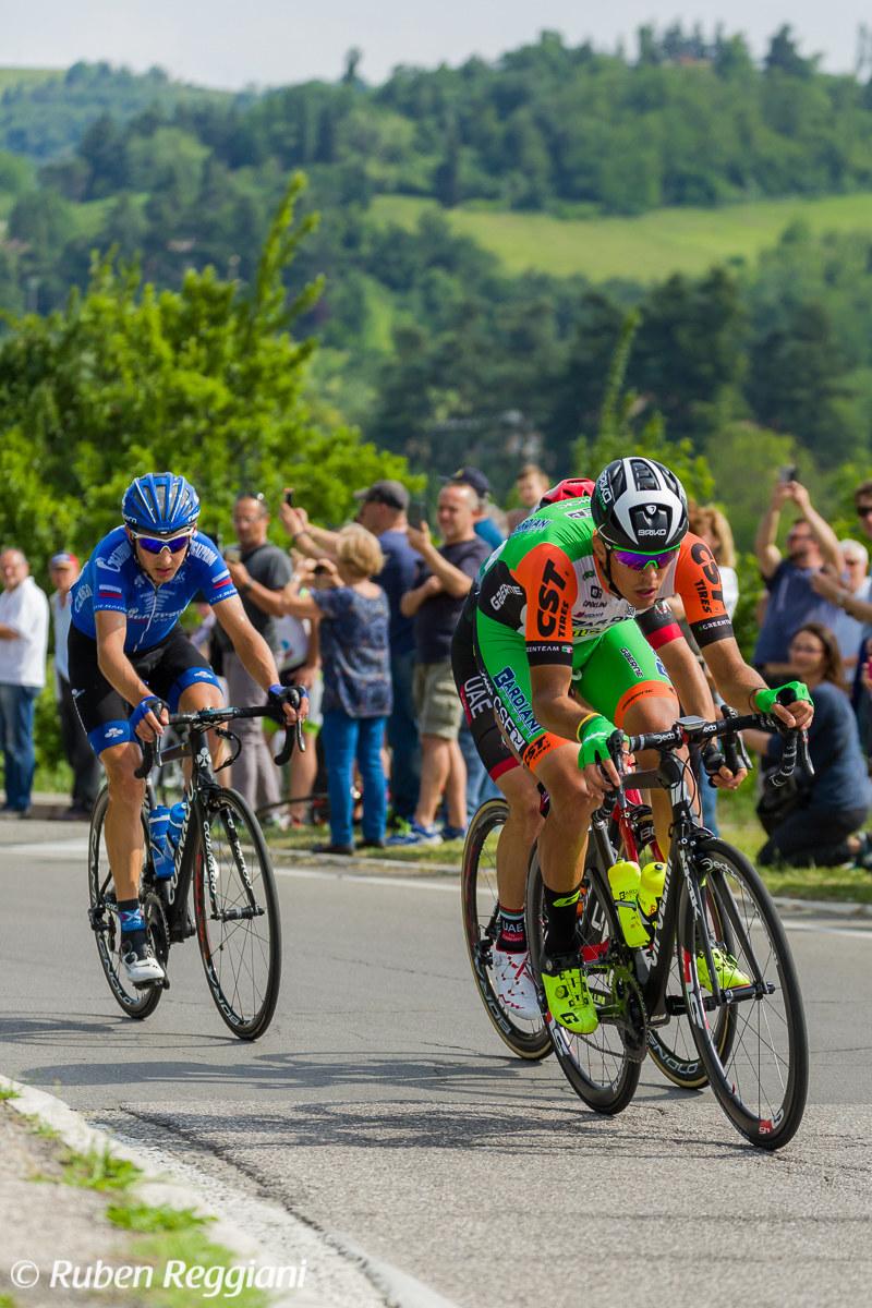 100 ° Giro d'Italia...