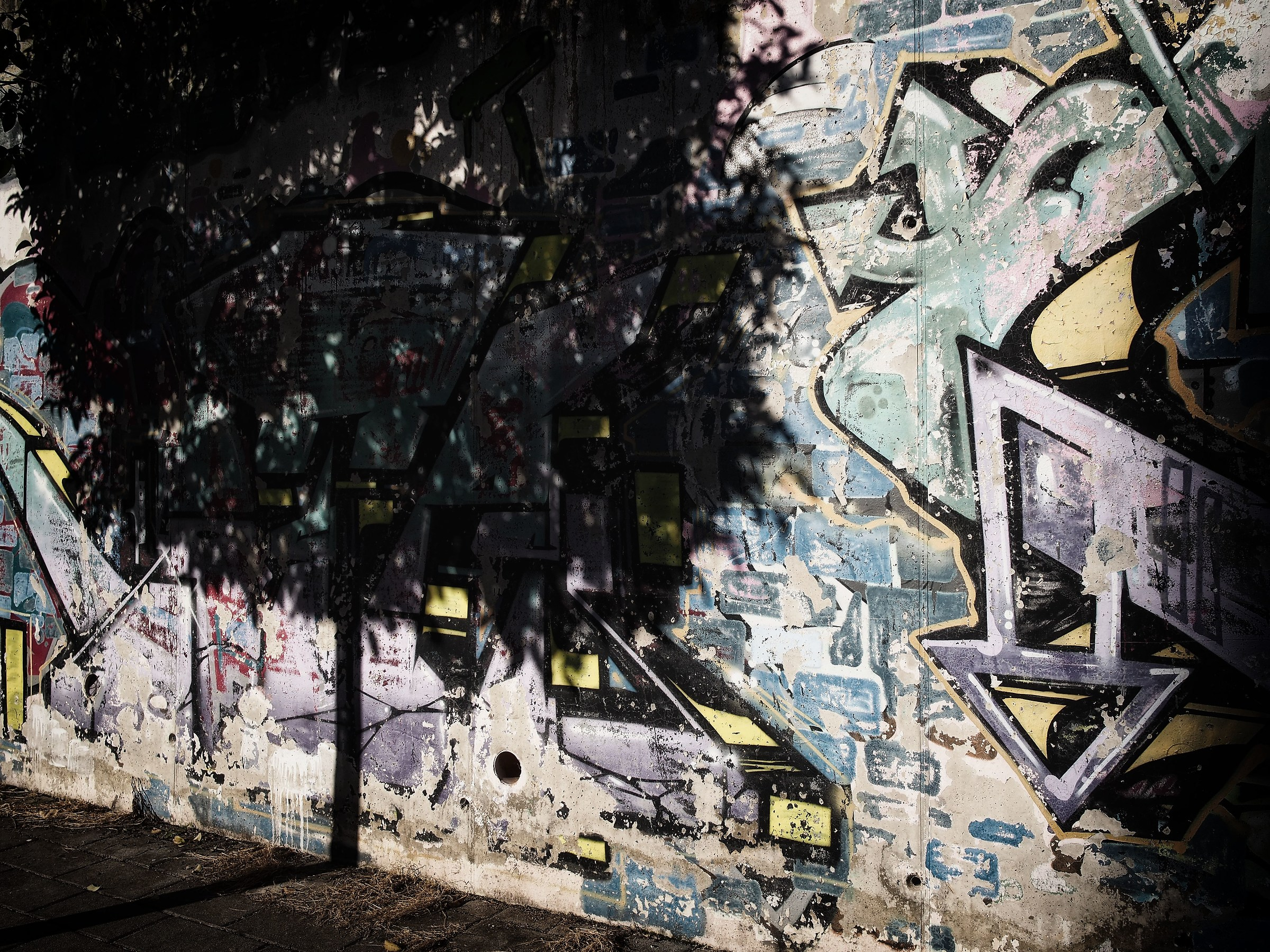 Graffiti...