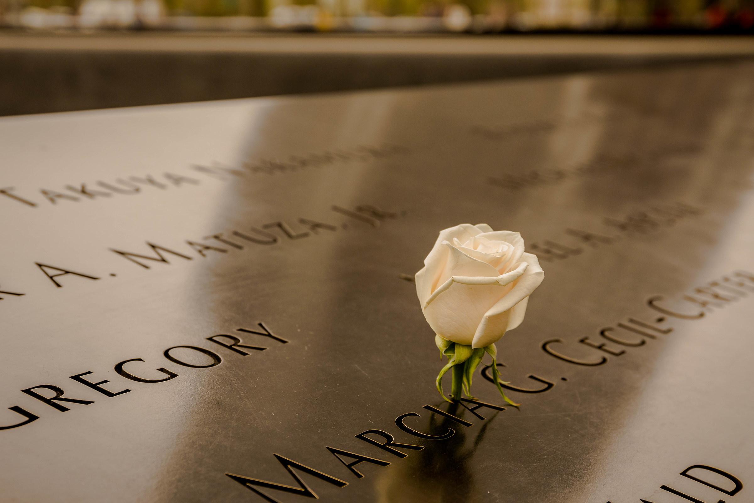 Ground zero, NY...