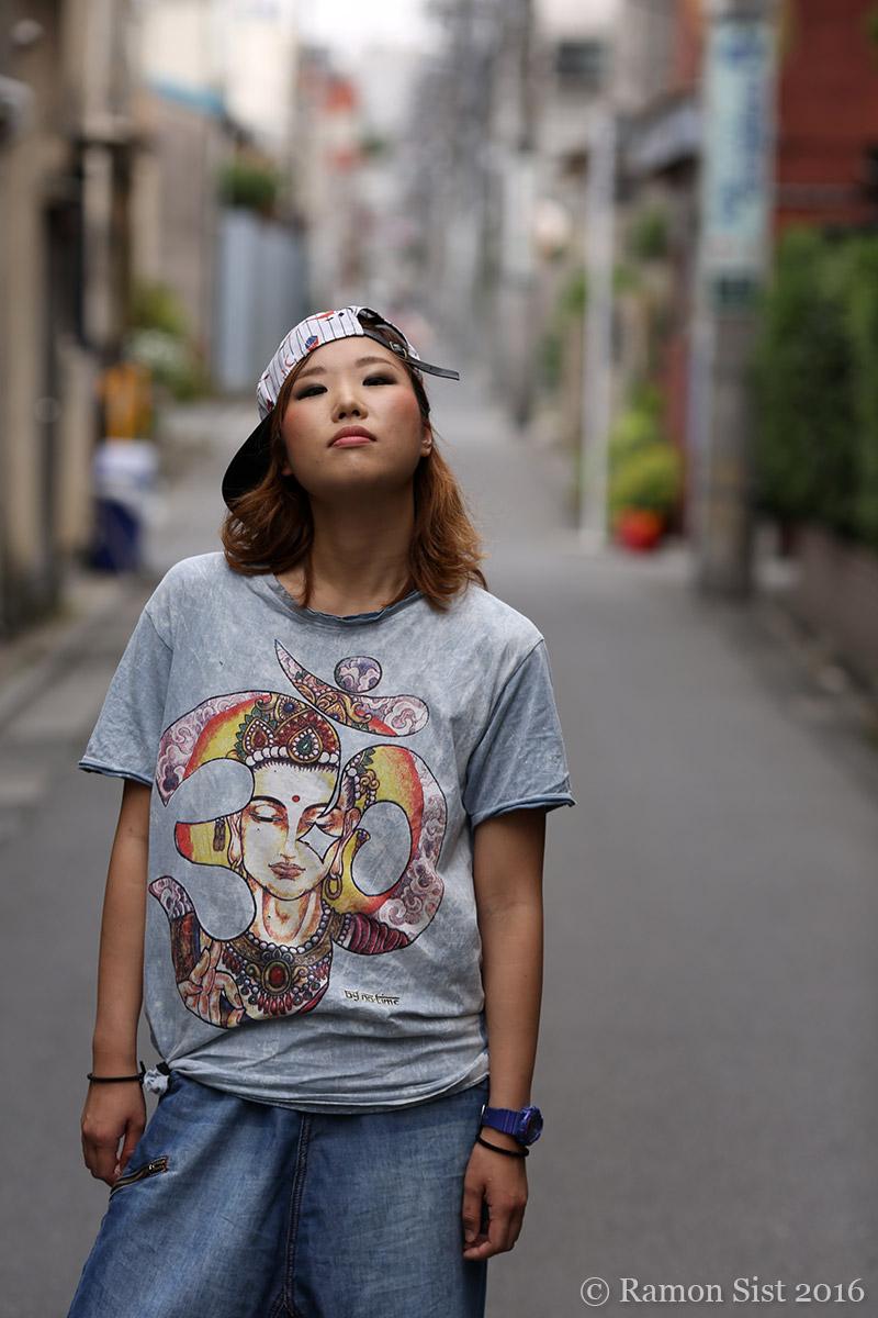 Tokyo, Mio Nakamura...