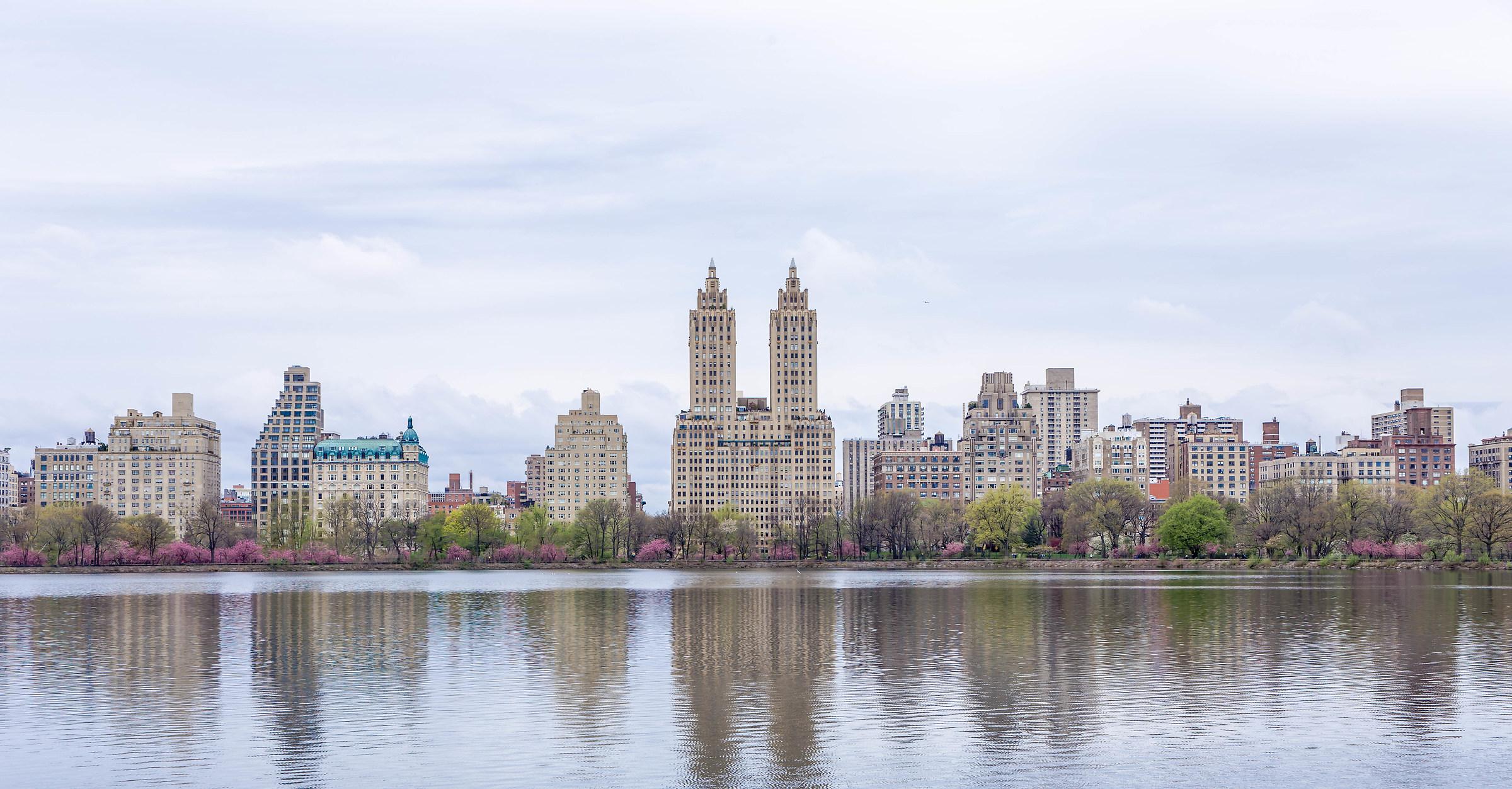 San remo building, Central Park...