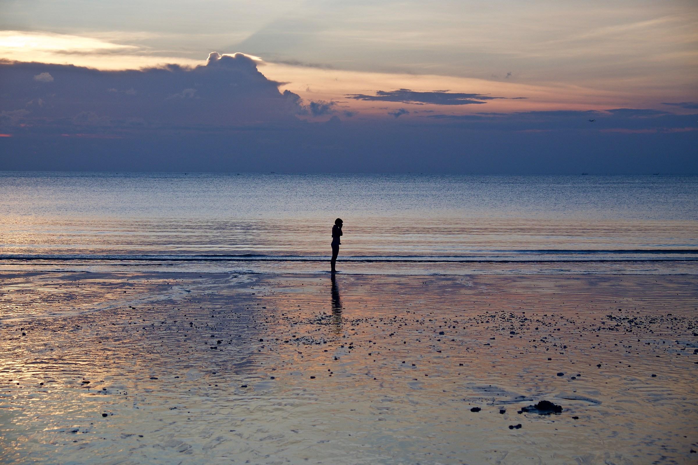 Jimbaran sunset 2...
